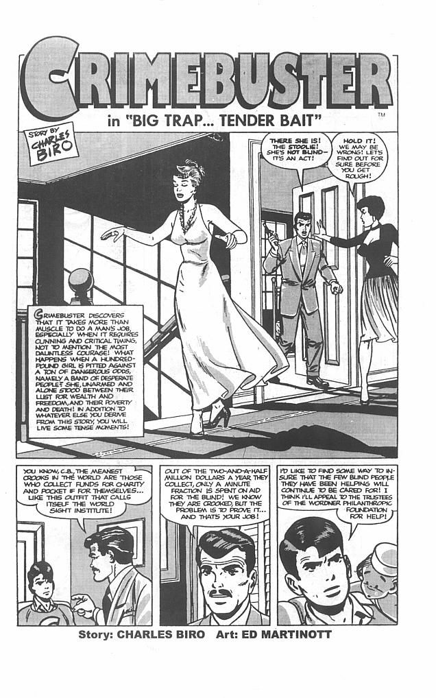 Read online Men of Mystery Comics comic -  Issue #22 - 17