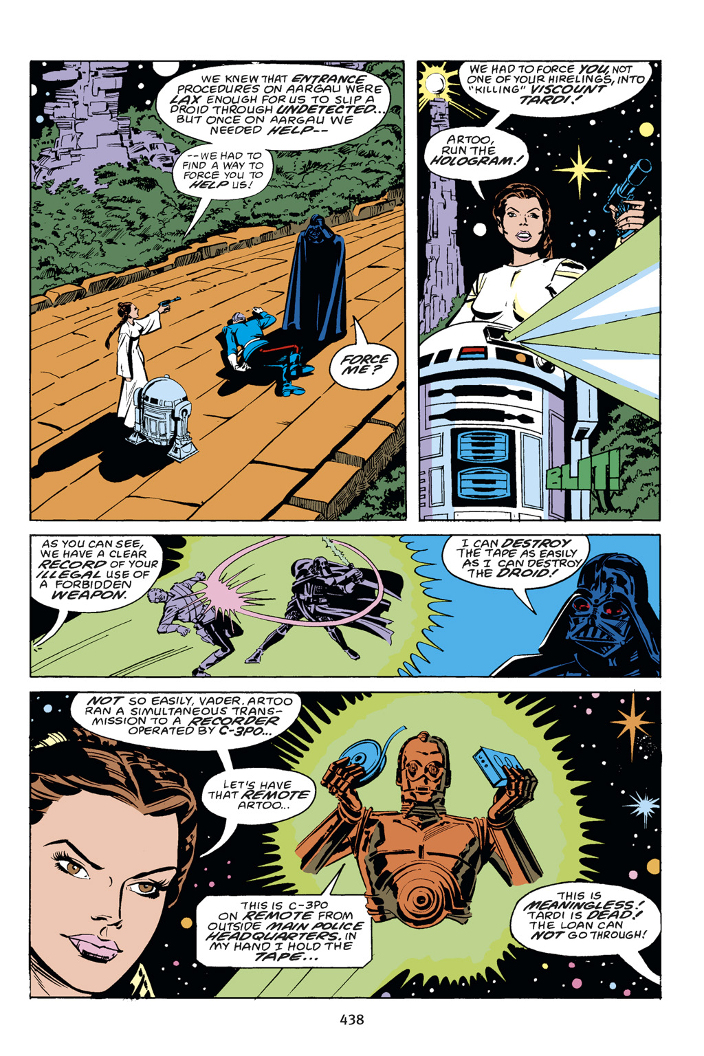 Read online Star Wars Omnibus comic -  Issue # Vol. 14 - 432