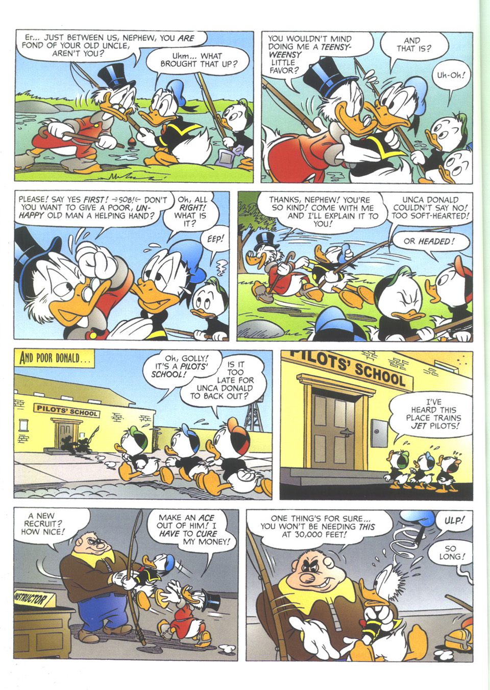 Read online Uncle Scrooge (1953) comic -  Issue #351 - 16