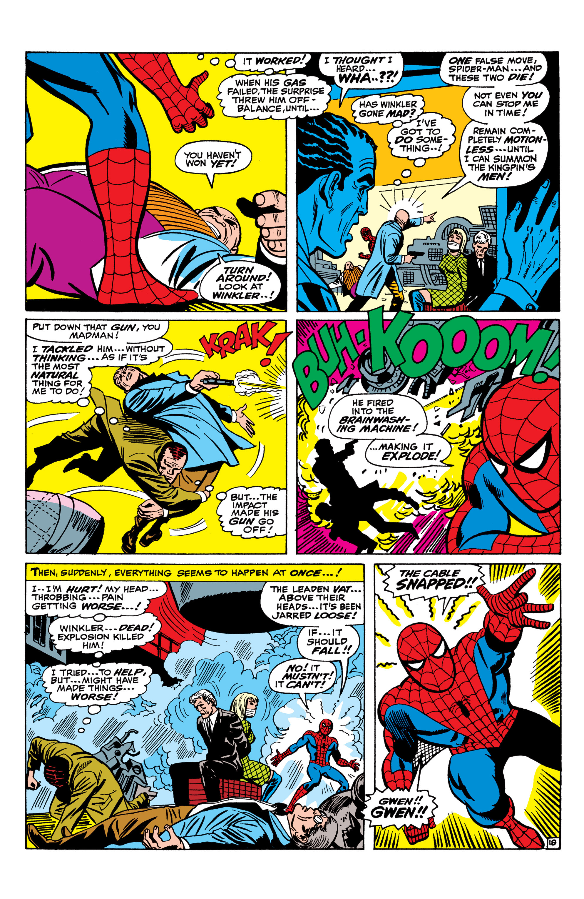The Amazing Spider-Man (1963) 61 Page 18