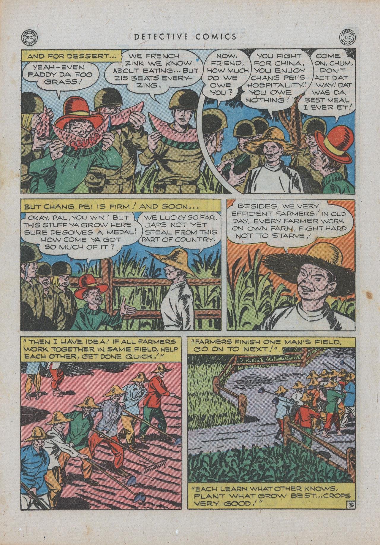 Read online Detective Comics (1937) comic -  Issue #99 - 35