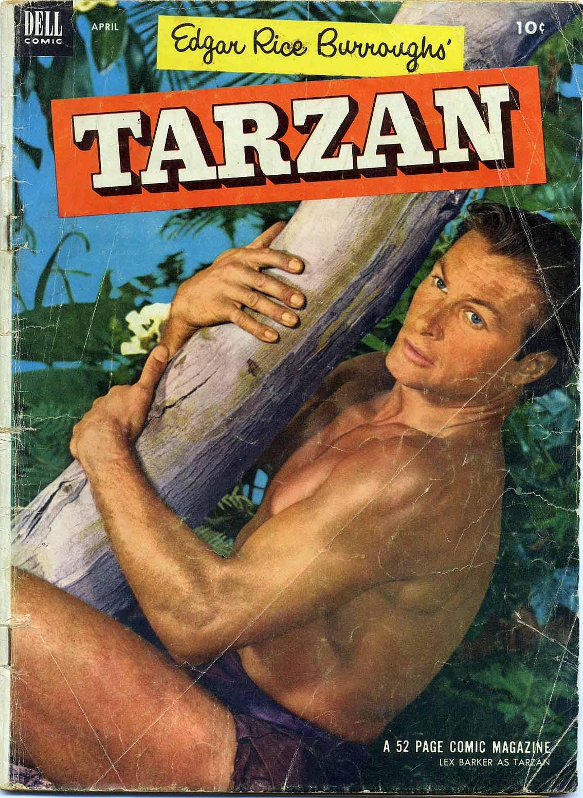 Tarzan (1948) issue 43 - Page 1