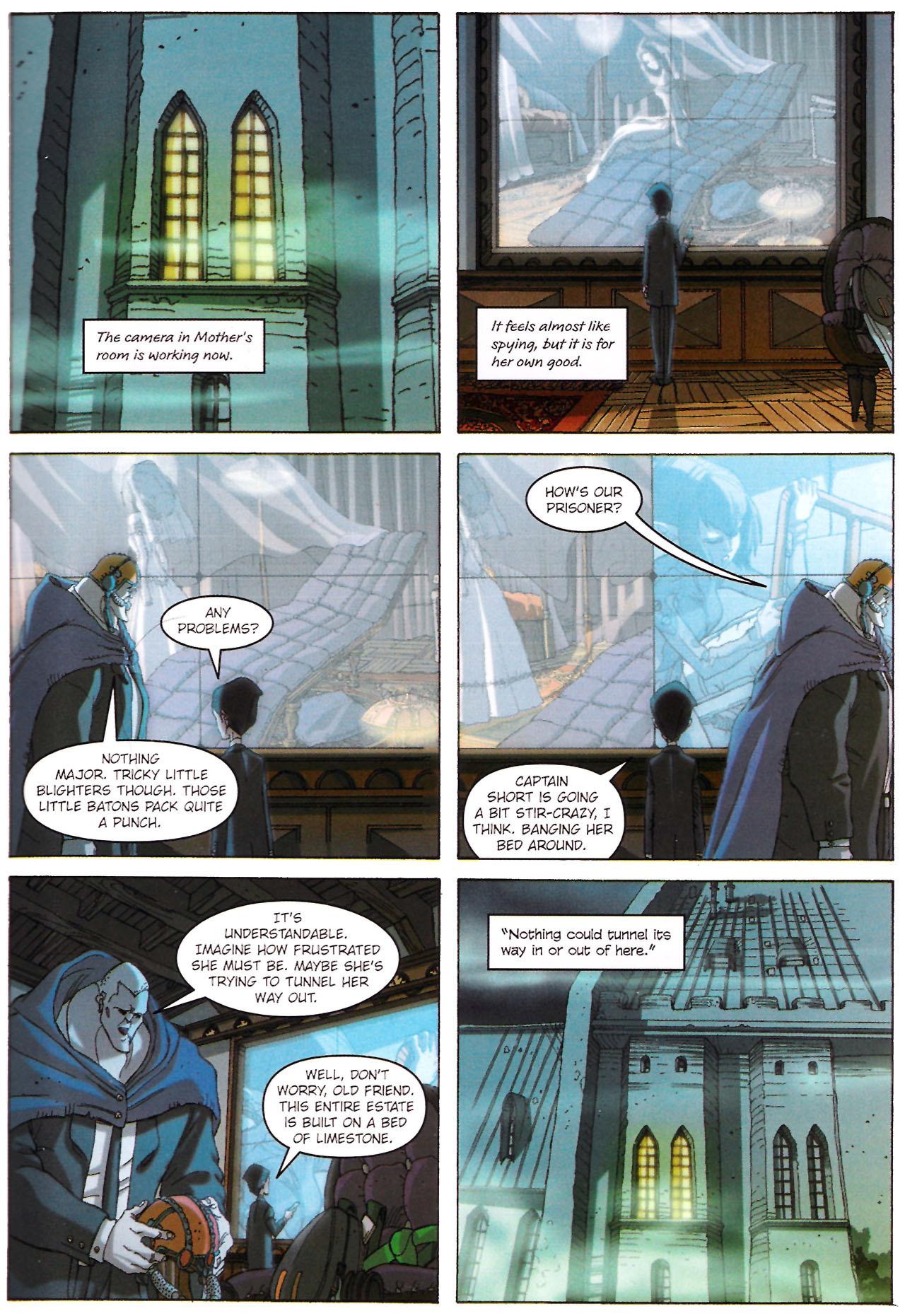 Read online Artemis Fowl: The Graphic Novel comic -  Issue #Artemis Fowl: The Graphic Novel Full - 60