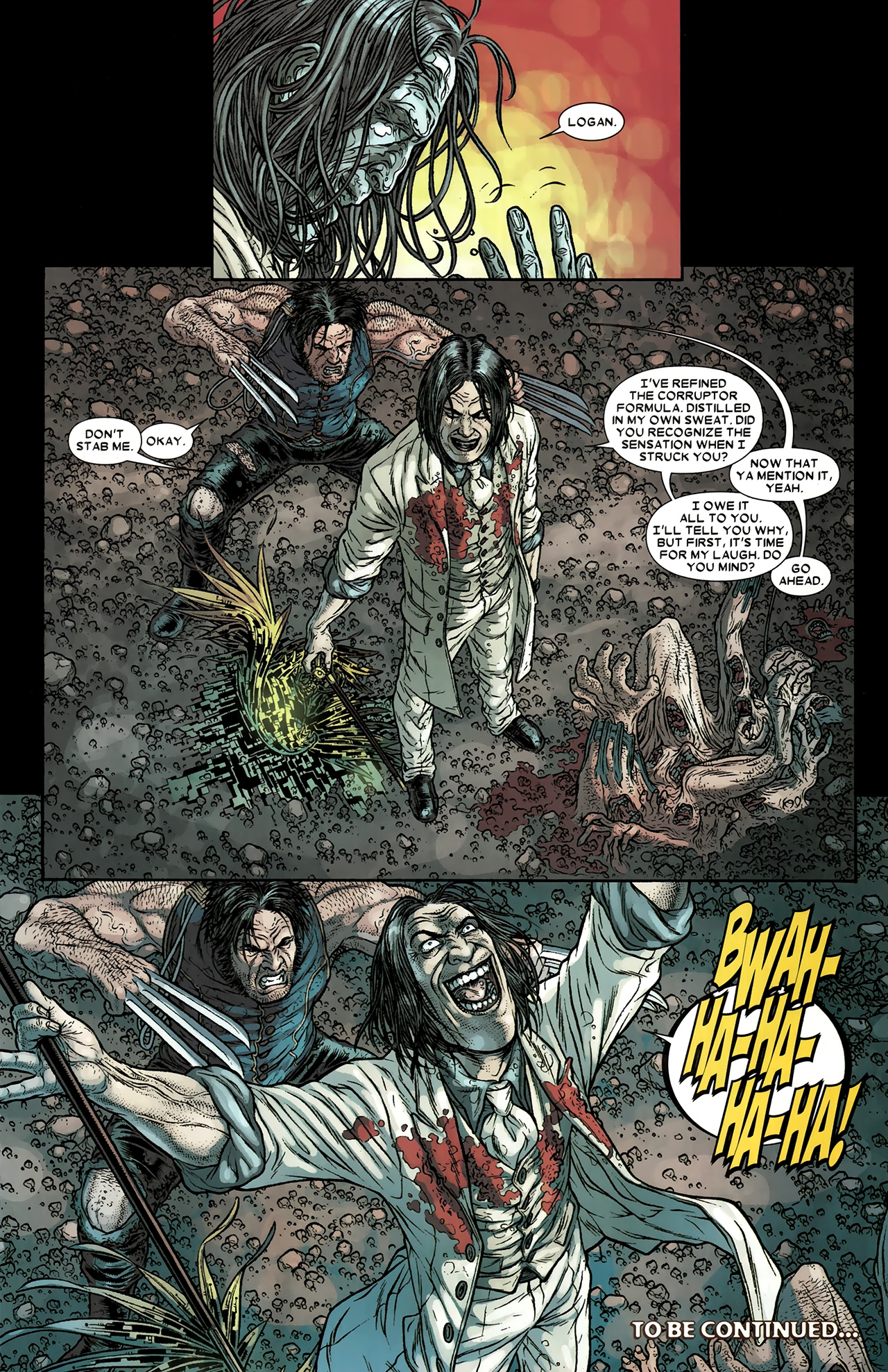 Read online Wolverine: The Best There Is comic -  Issue #10 - 24