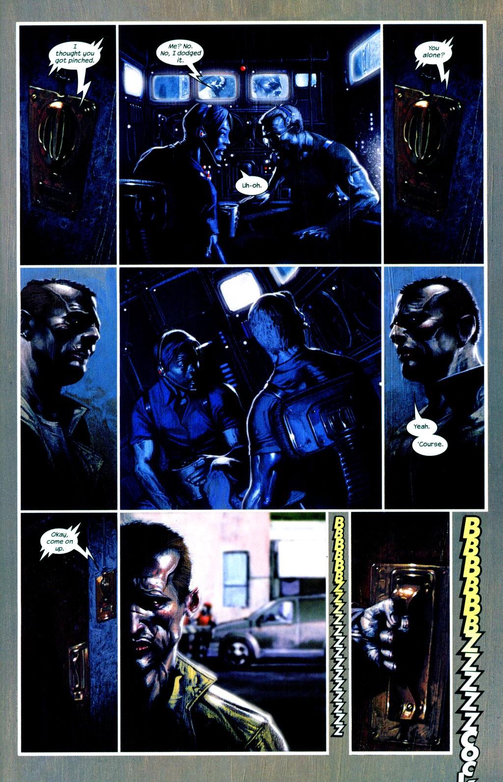 Read online Secret War comic -  Issue #1 - 15
