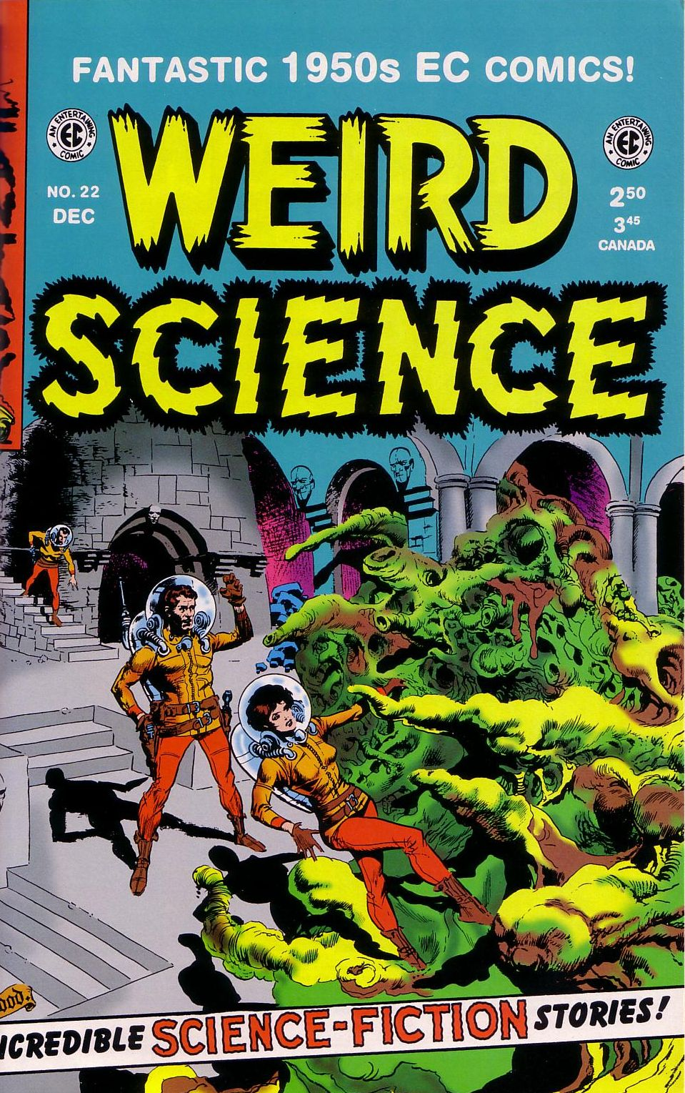 Weird Science issue 22 - Page 1