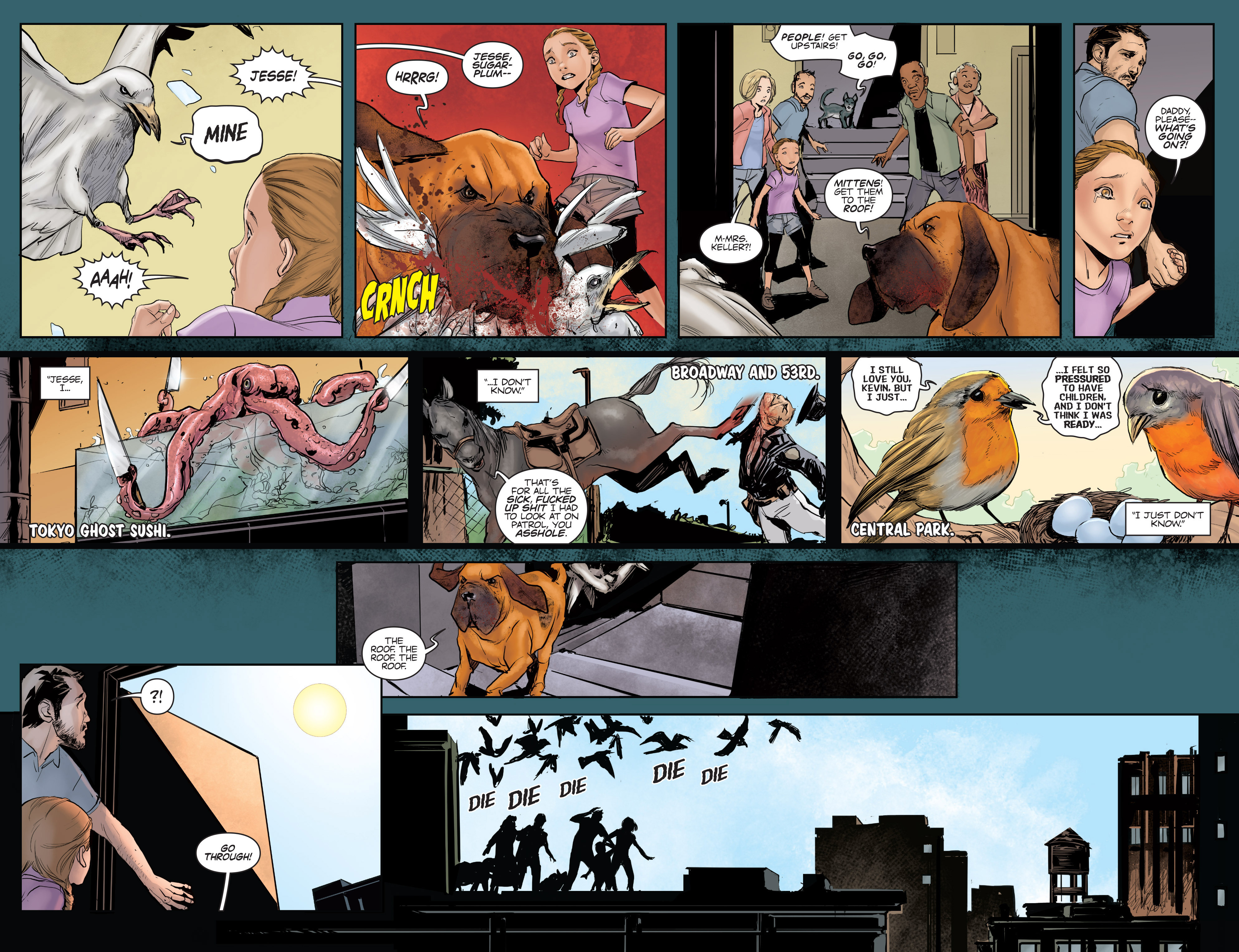 Read online Animosity comic -  Issue #1 - 11