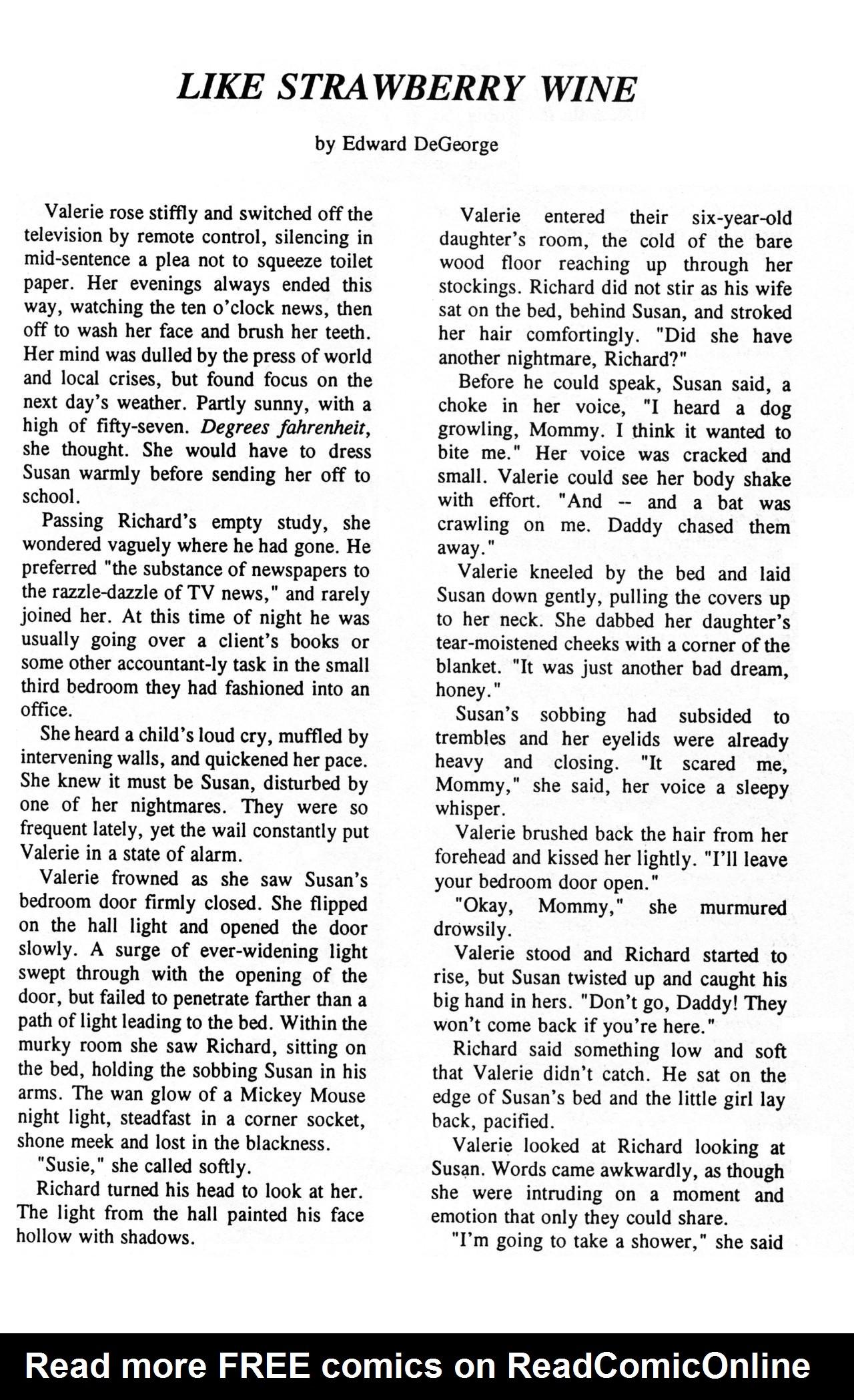 Read online Dr. Weird (1994) comic -  Issue #1 - 32