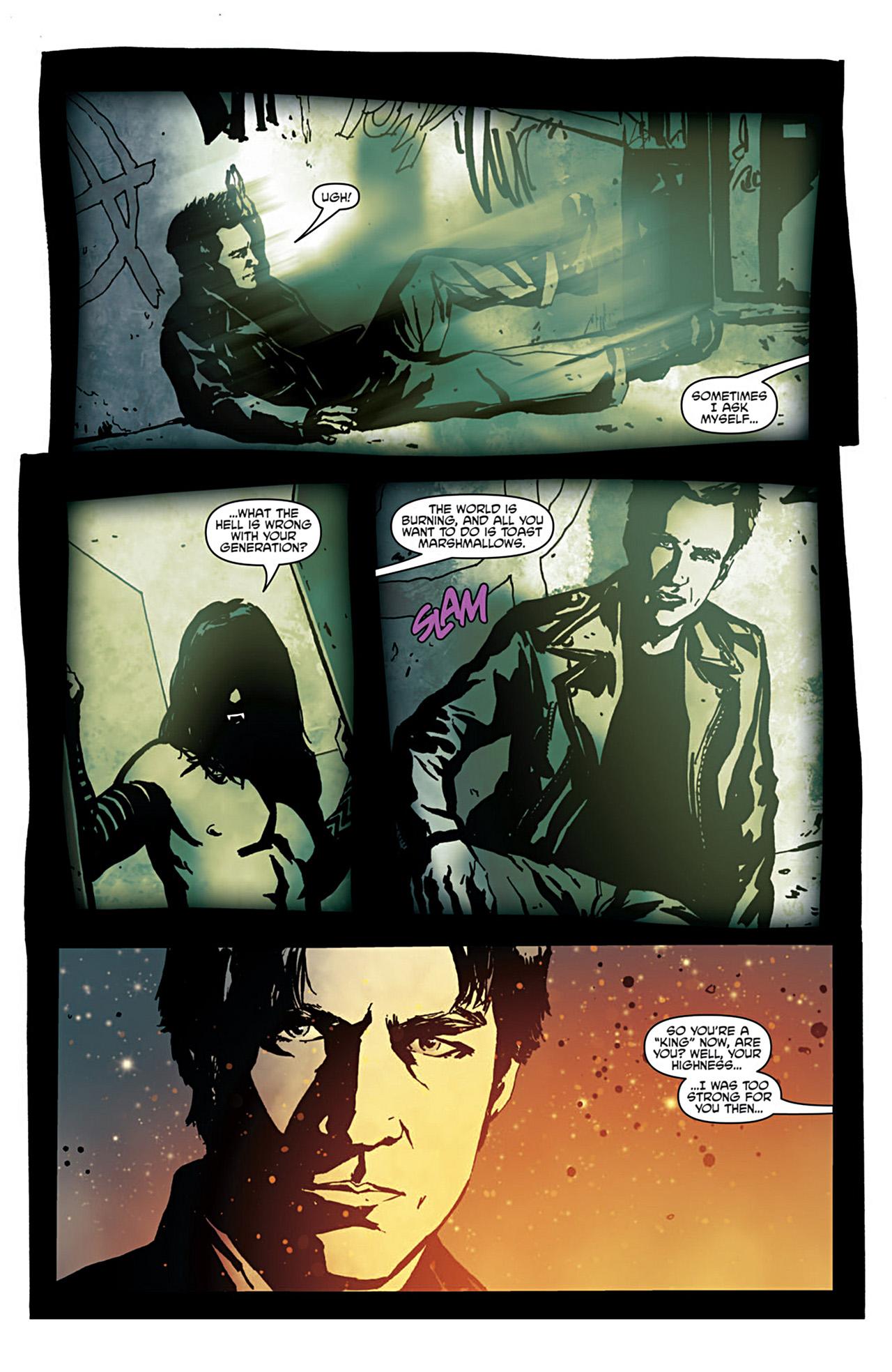 Read online True Blood (2012) comic -  Issue #3 - 9