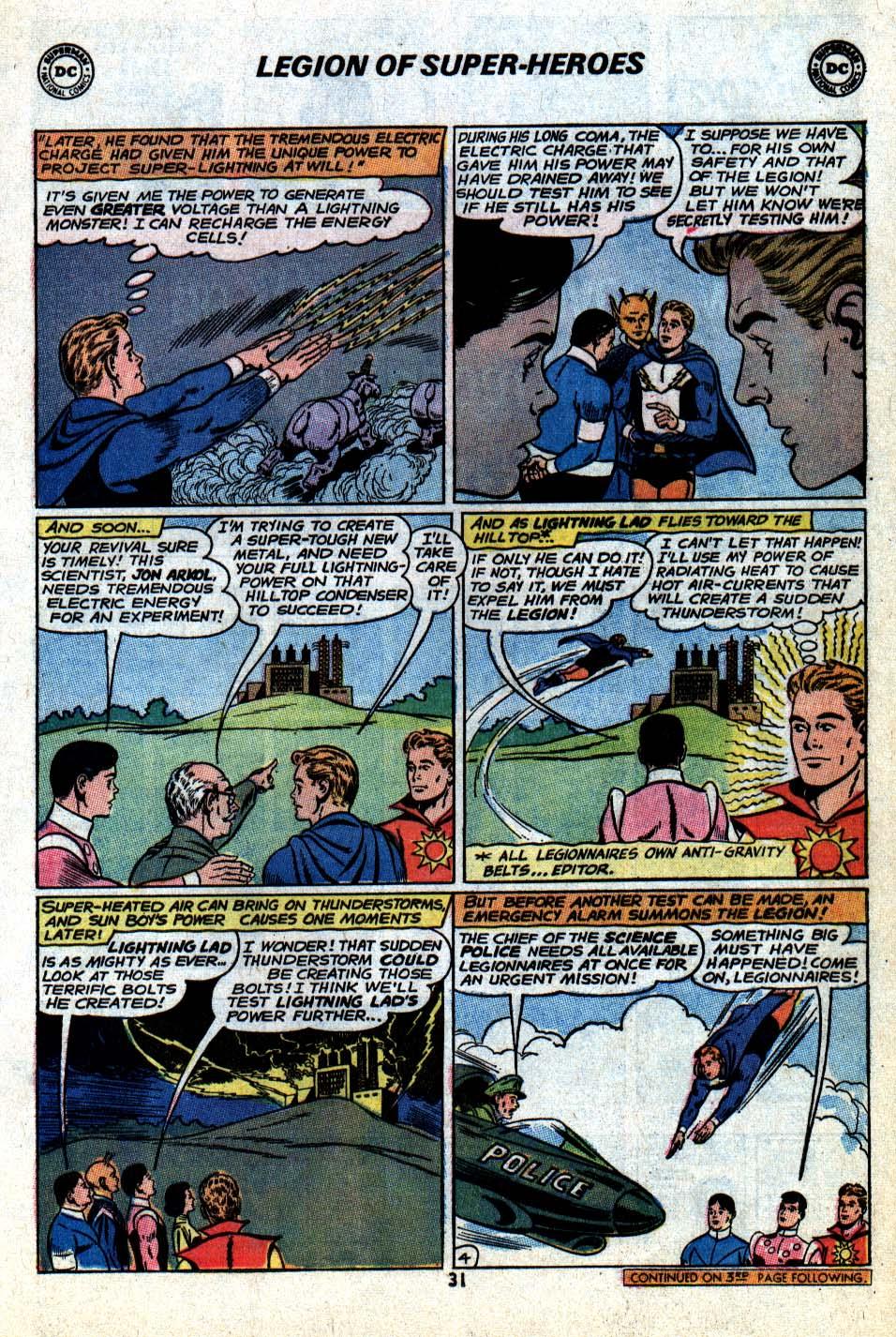 Read online Adventure Comics (1938) comic -  Issue #403 - 33