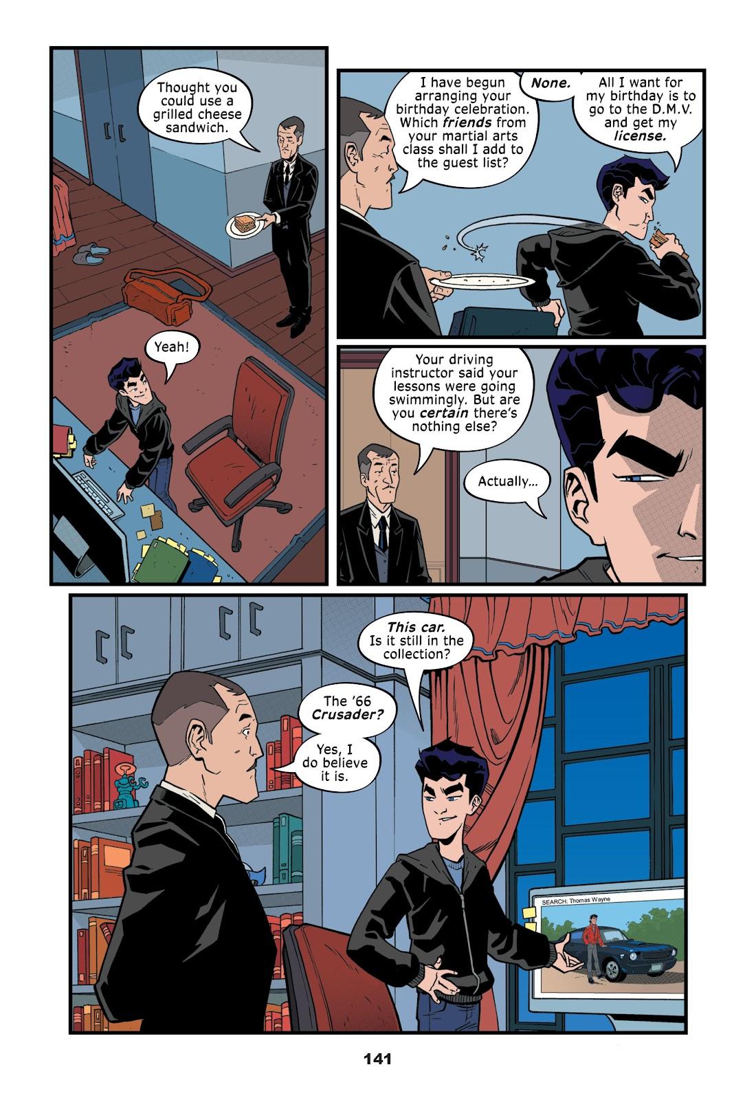 Read online Green Lantern: Legacy comic -  Issue # TPB - 138