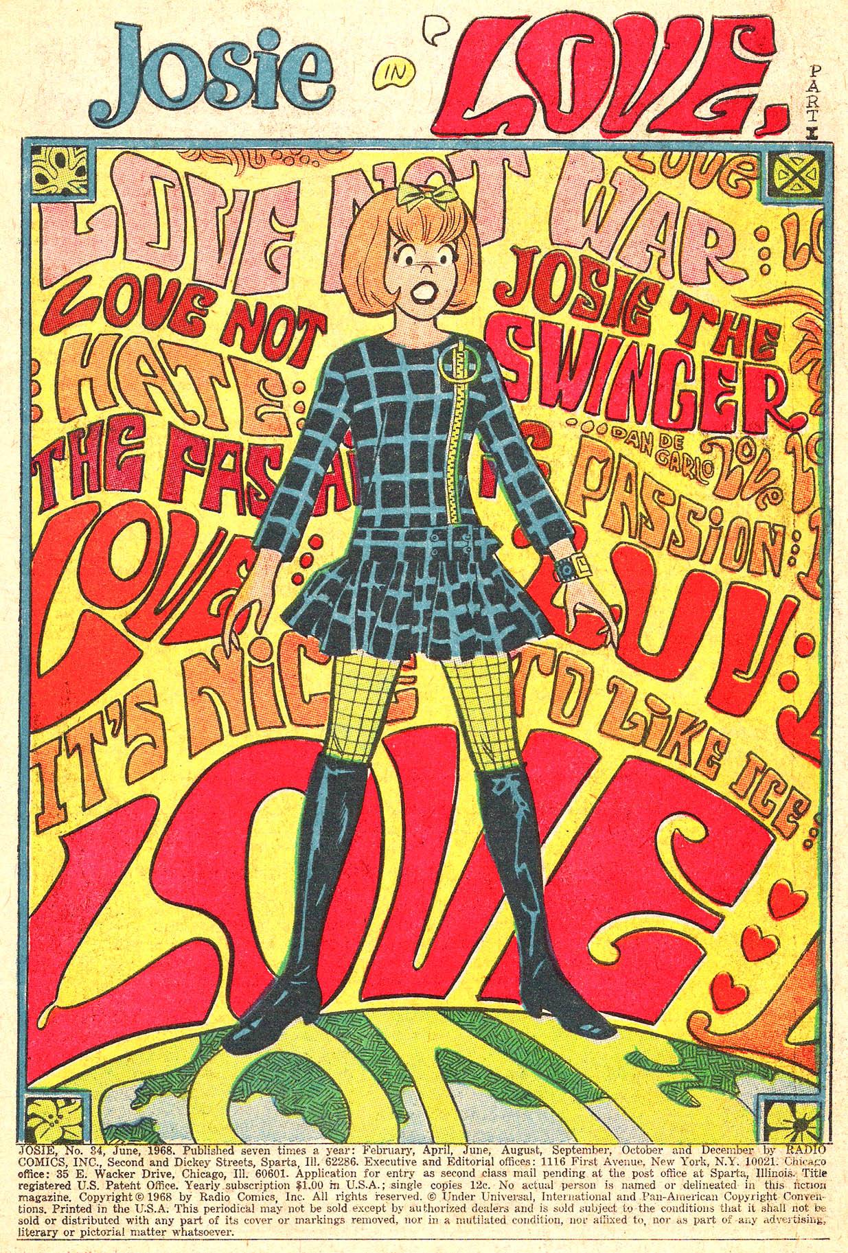 Read online She's Josie comic -  Issue #34 - 3