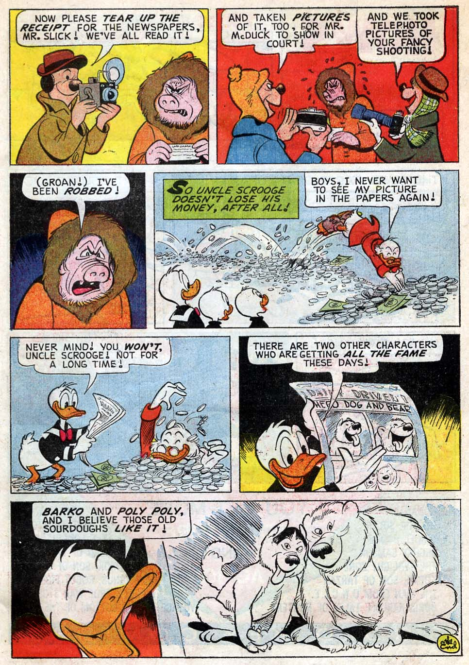 Read online Uncle Scrooge (1953) comic -  Issue #59 - 27