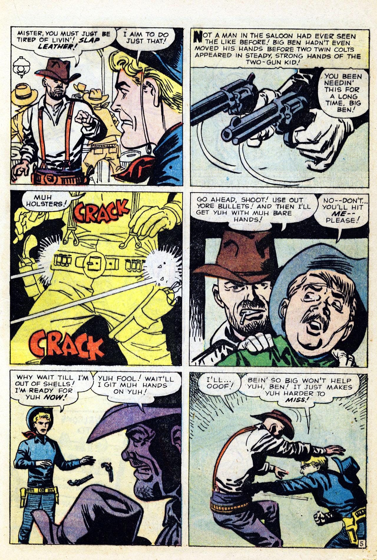 Read online Two-Gun Kid comic -  Issue #43 - 17