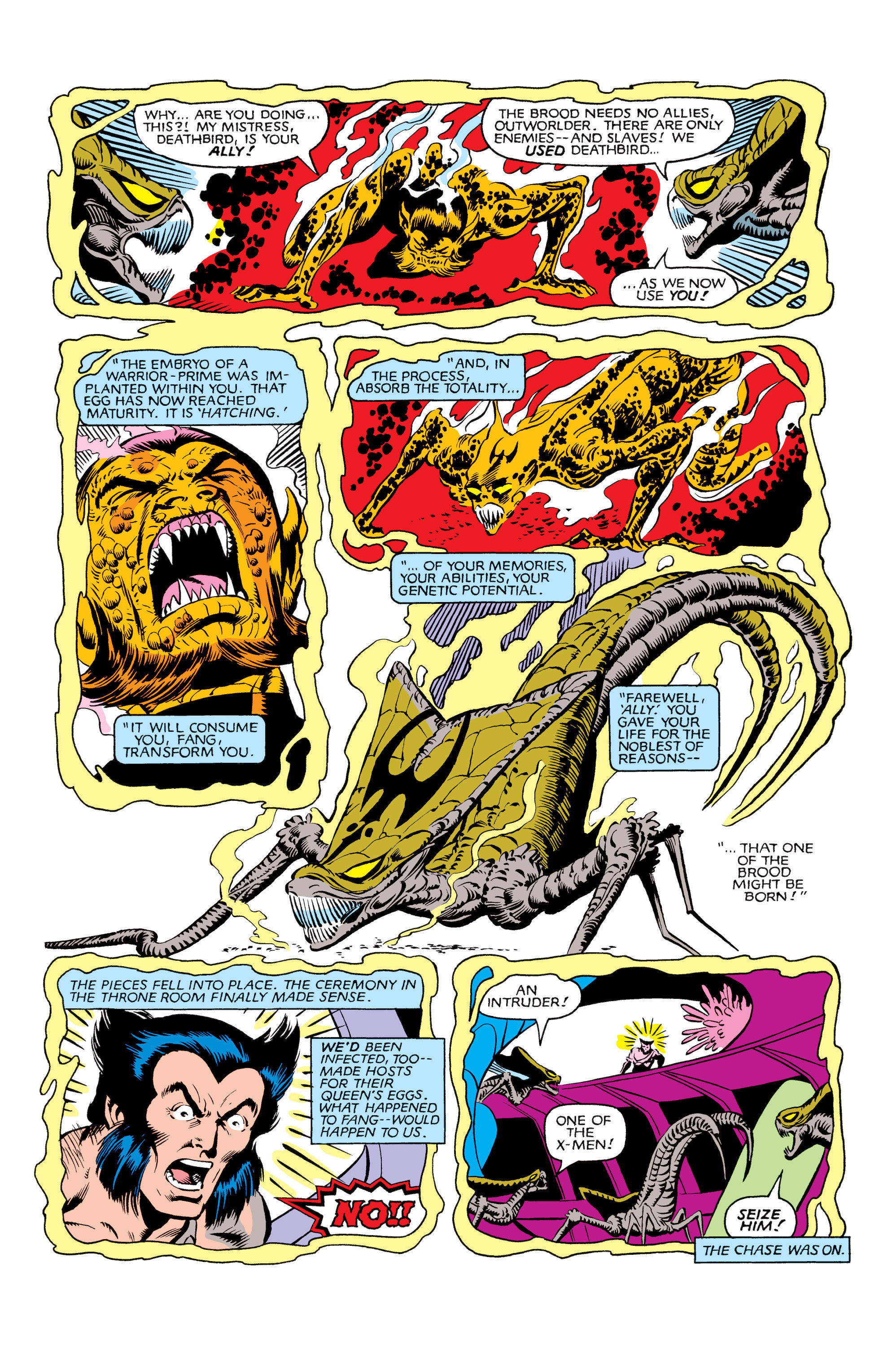 Read online Uncanny X-Men (1963) comic -  Issue #162 - 17