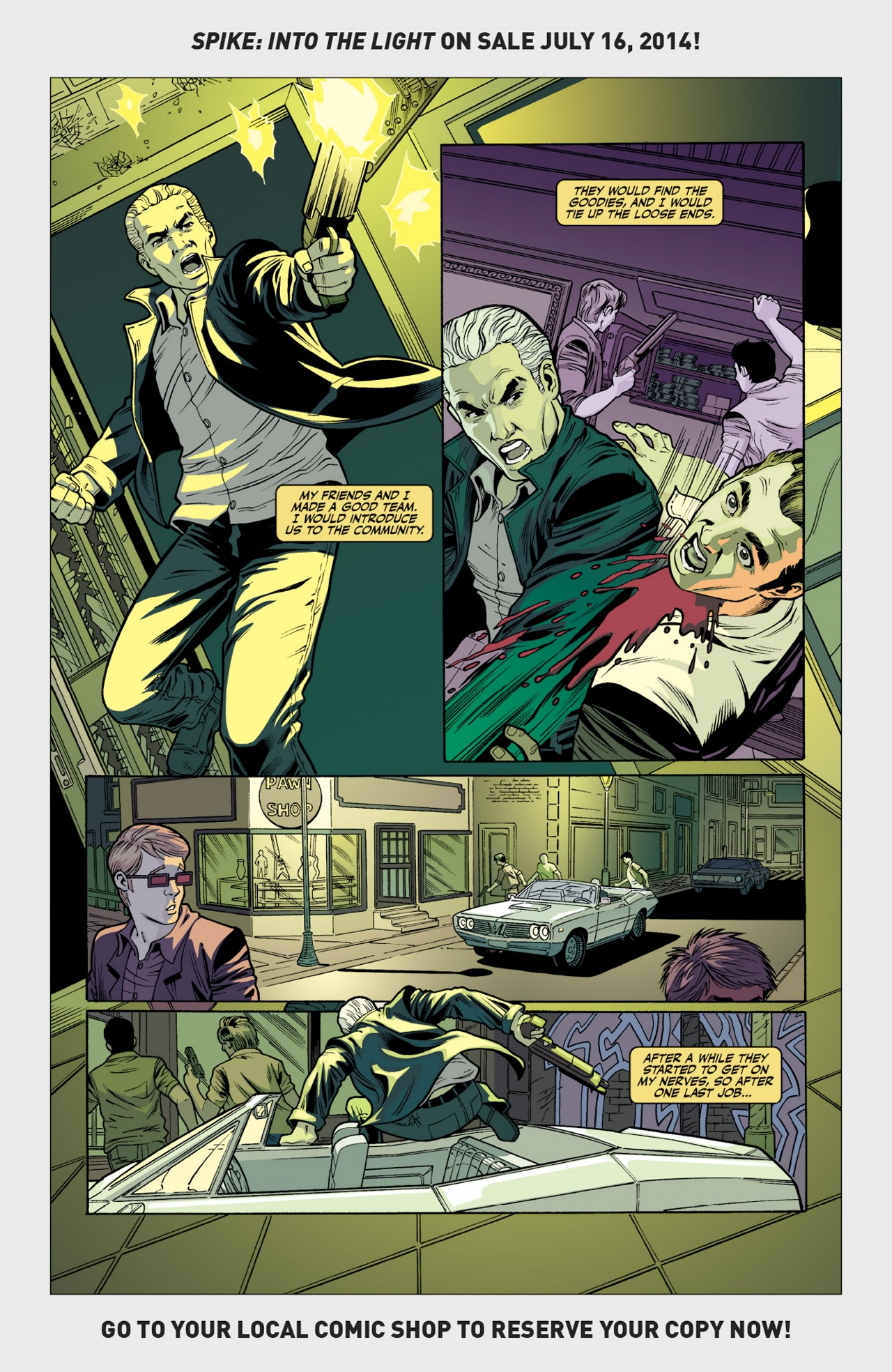 Read online Angel & Faith Season 10 comic -  Issue #1 - 30