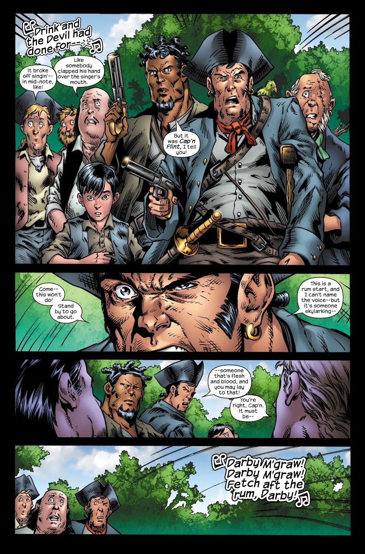Read online Treasure Island comic -  Issue #6 - 3