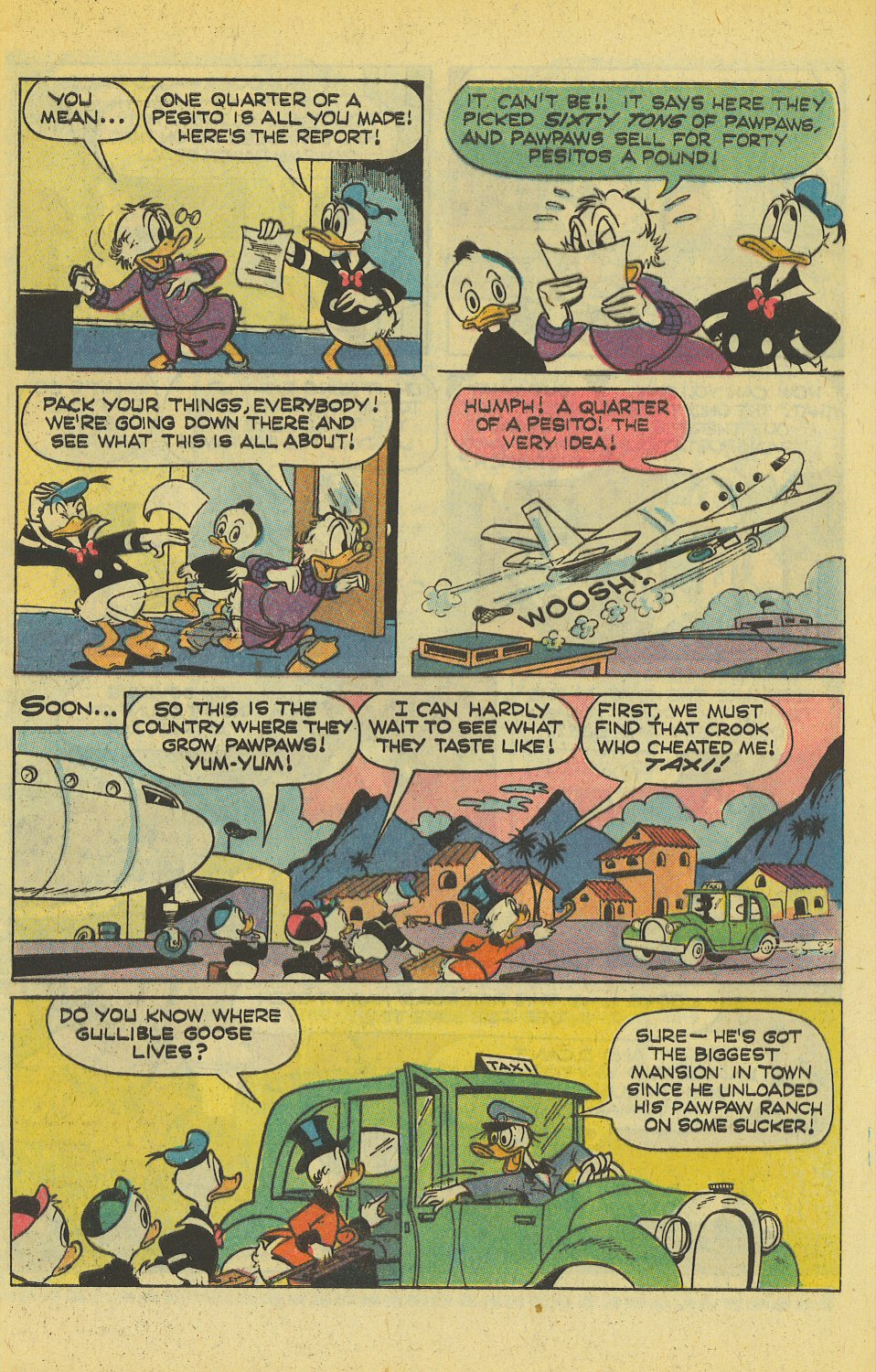 Read online Uncle Scrooge (1953) comic -  Issue #163 - 5