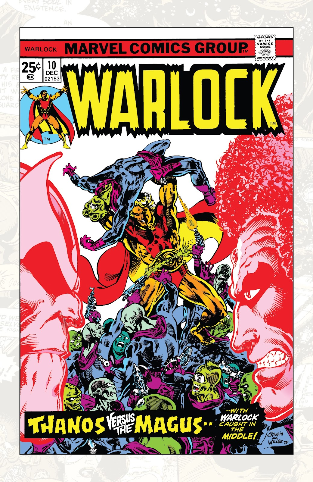Read online Marvel Tales: Thanos comic -  Issue # Full - 5