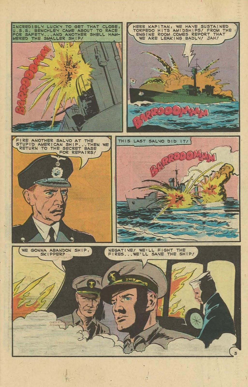 Read online Fightin' Navy comic -  Issue #127 - 11