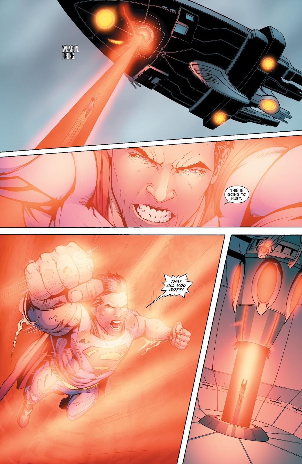 Read online Smallville Season 11 [II] comic -  Issue # TPB 6 - 162