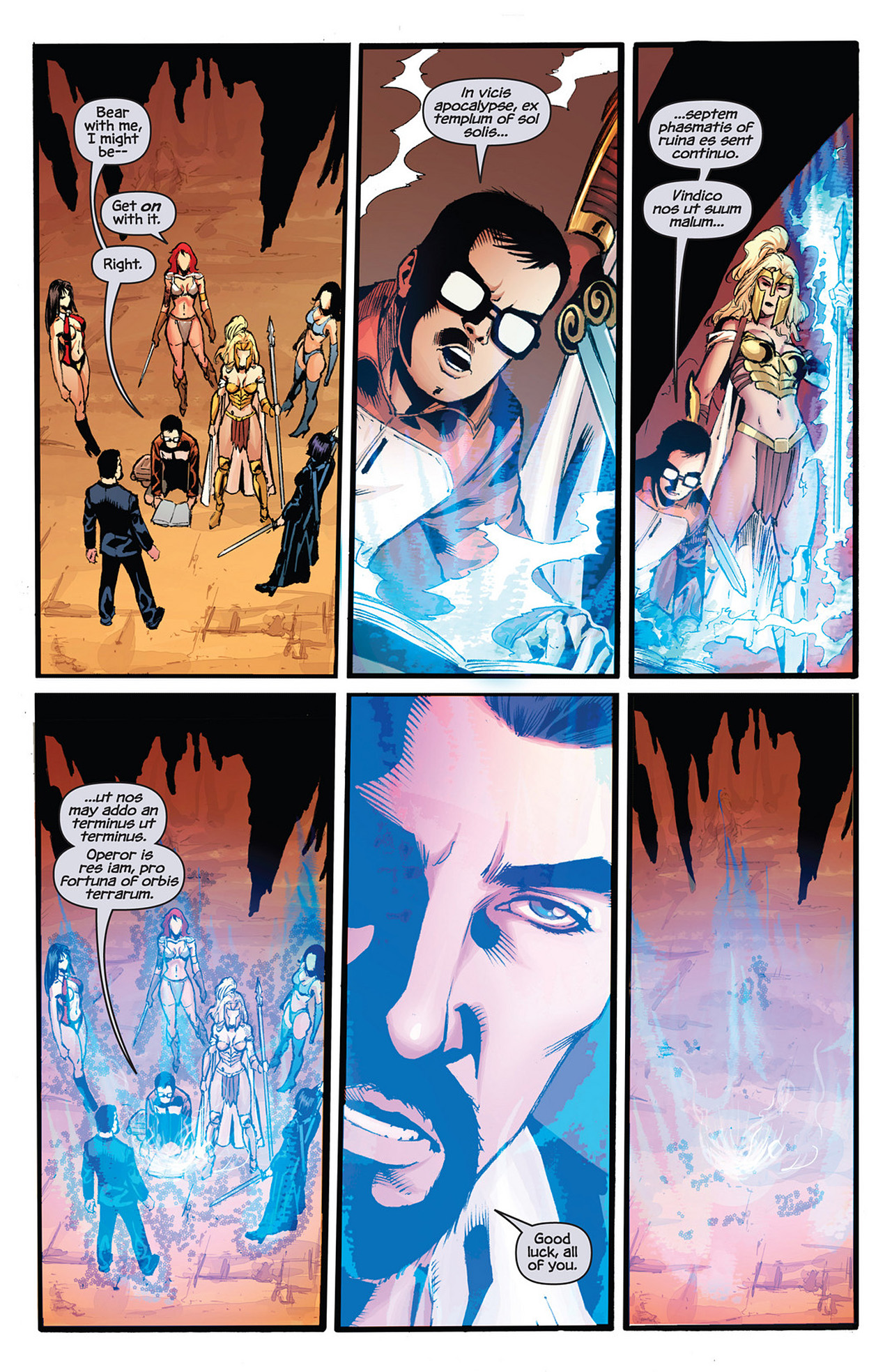 Read online Prophecy comic -  Issue #3 - 15
