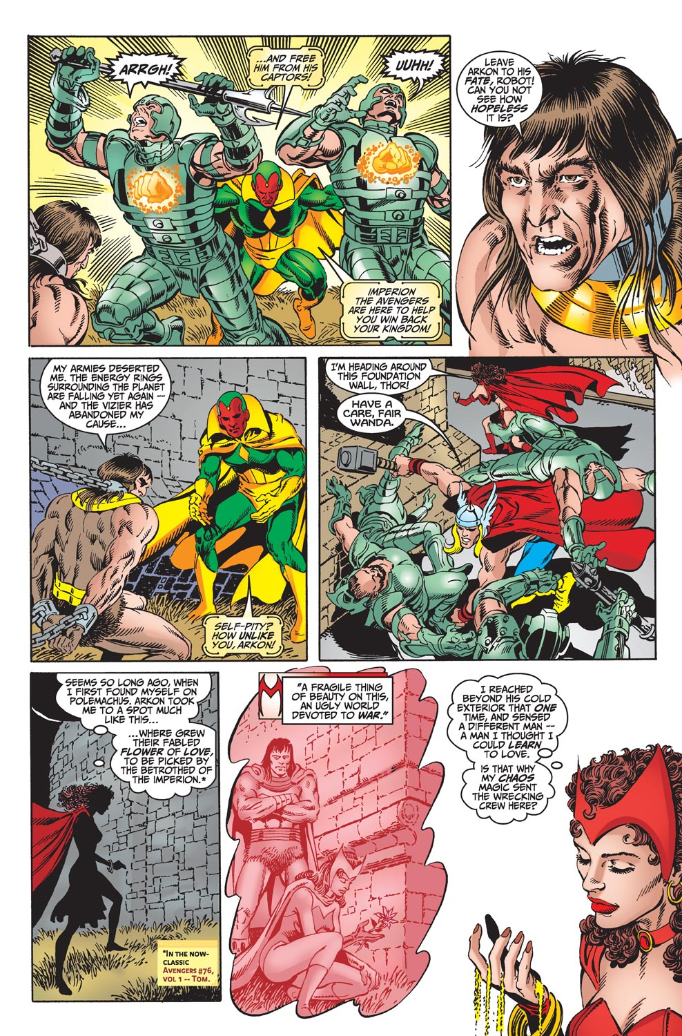 Read online Avengers (1998) comic -  Issue #18 - 10