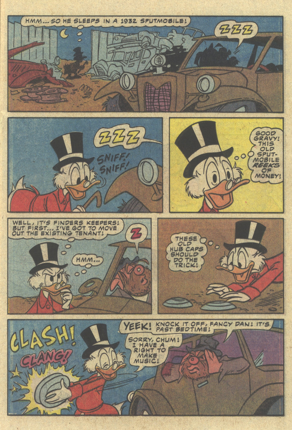 Read online Uncle Scrooge (1953) comic -  Issue #204 - 17