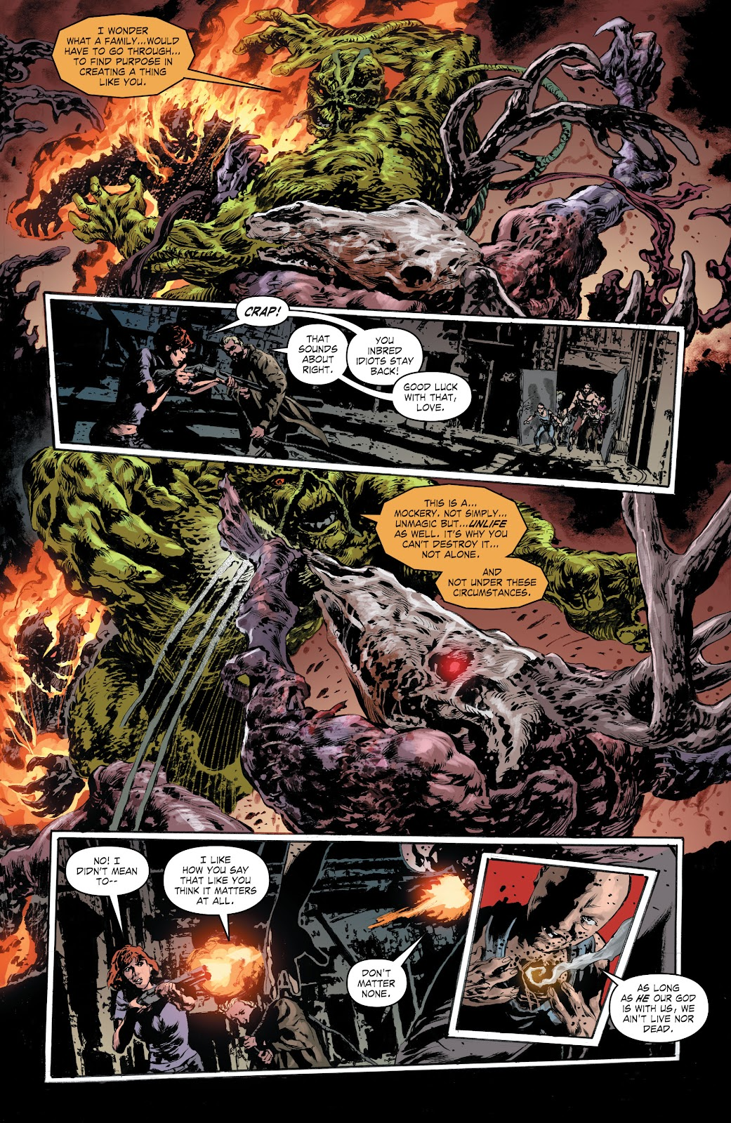 Read online The Curse of Brimstone: Ashes comic -  Issue # TPB (Part 1) - 20
