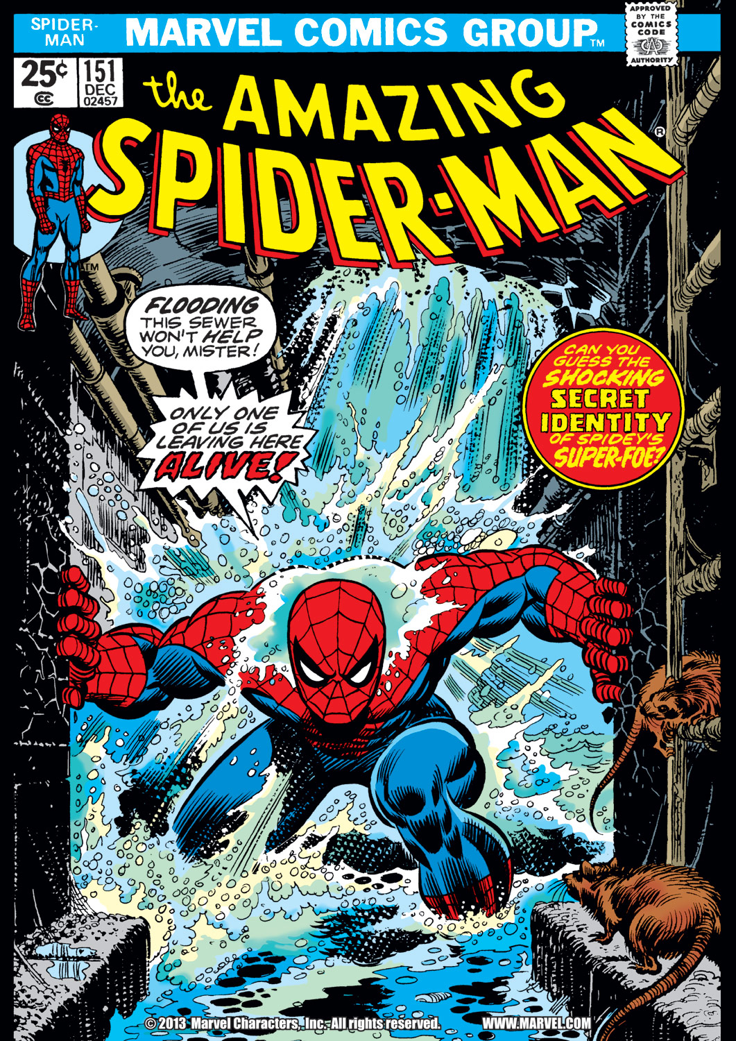 The Amazing Spider-Man (1963) 151 Page 1