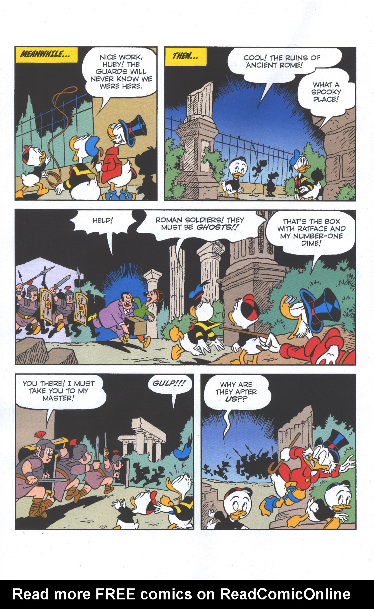 Read online Uncle Scrooge (1953) comic -  Issue #387 - 17