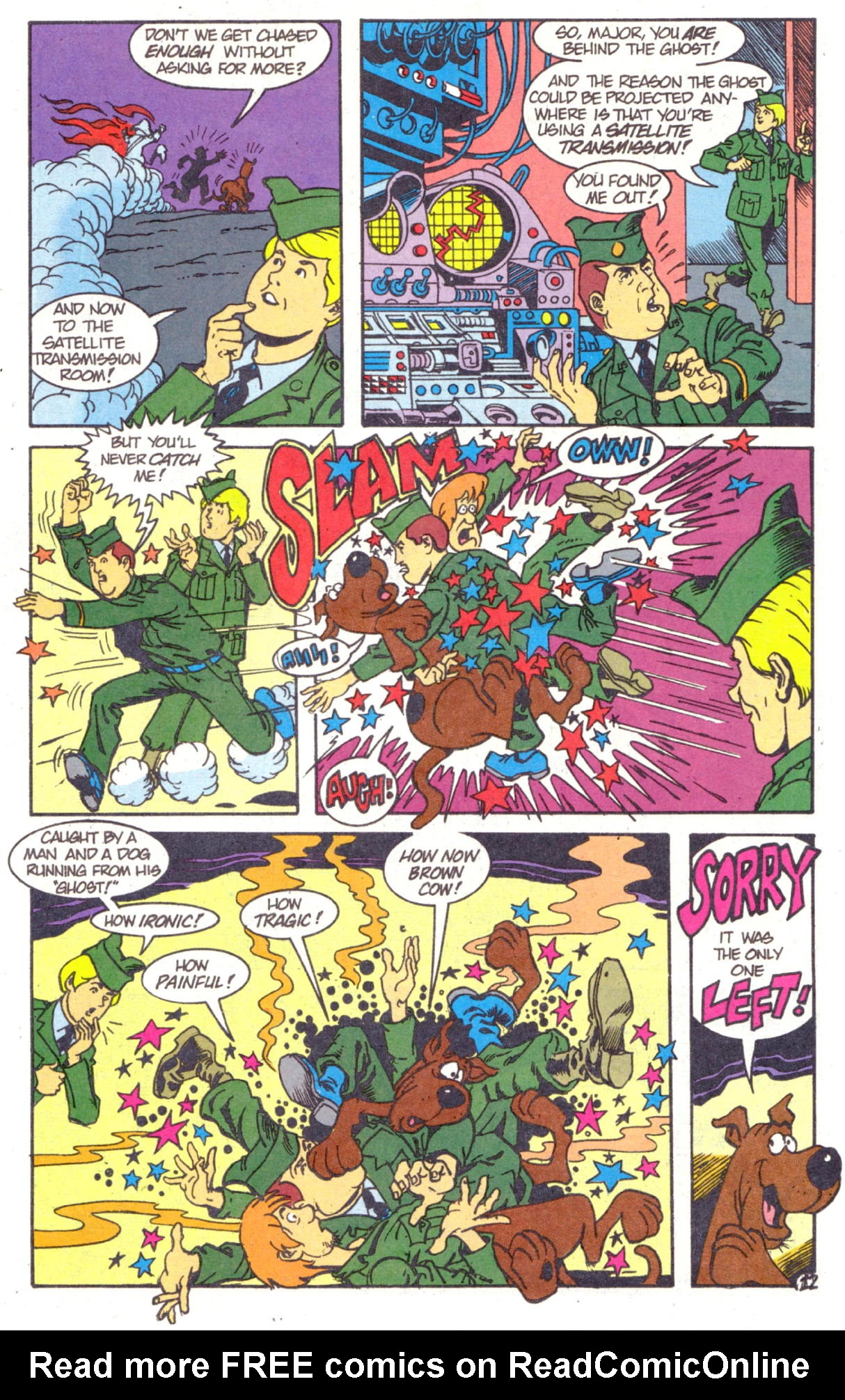Read online Scooby-Doo (1995) comic -  Issue #2 - 13