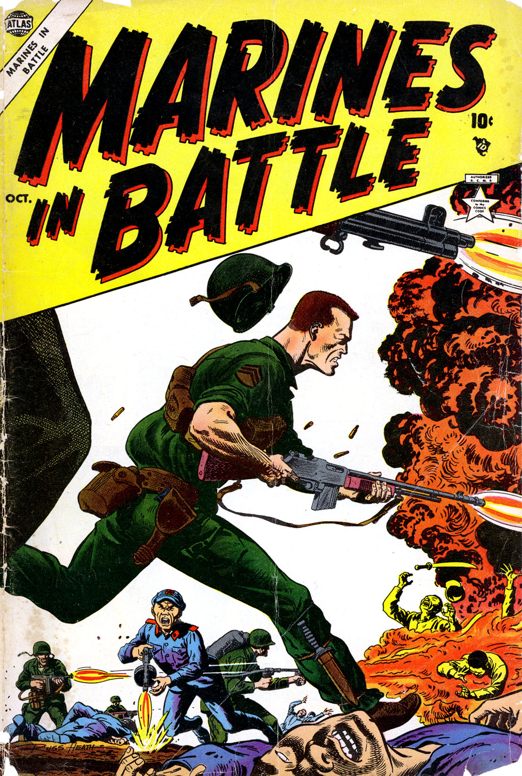 Marines in Battle 2 Page 1