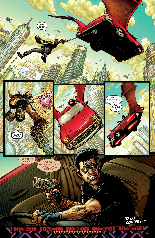 Read online Ballistic (2013) comic -  Issue #1 - 26