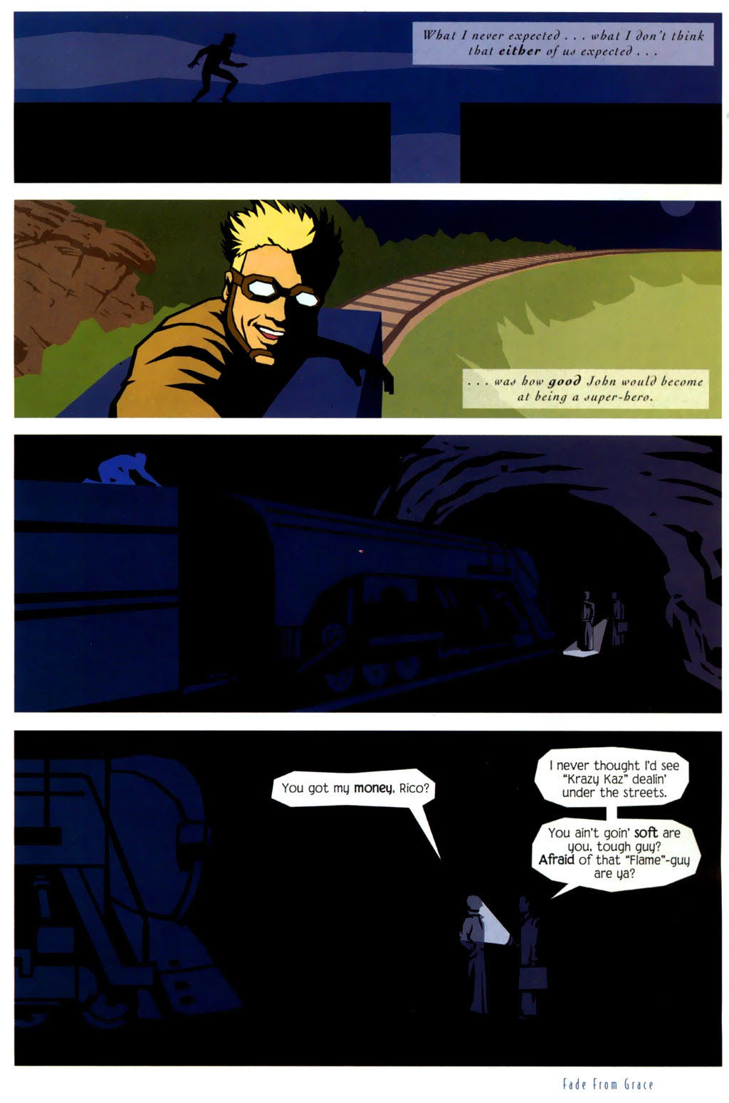 Read online The Ballad of Sleeping Beauty comic -  Issue #6 - 30