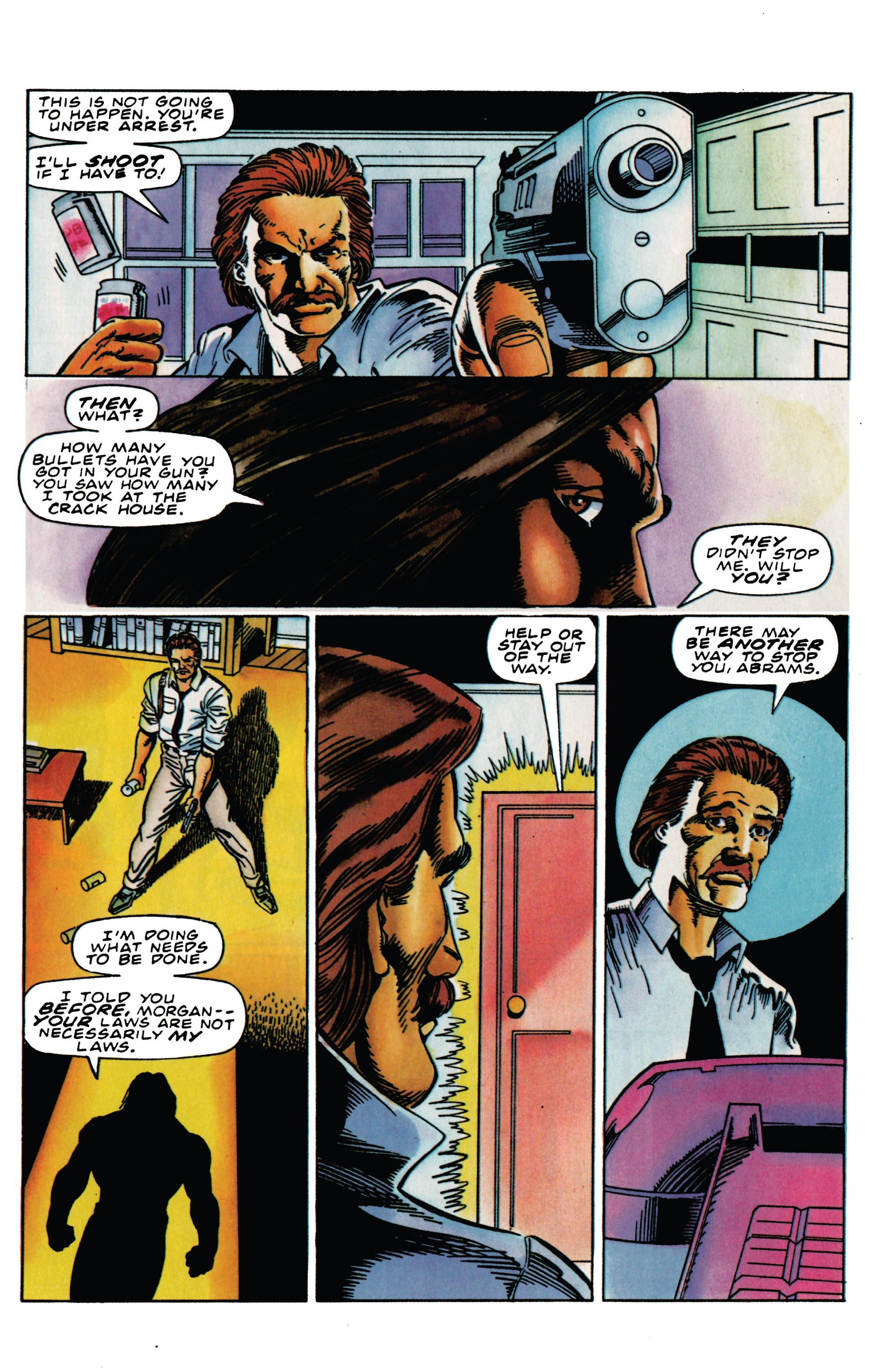 Read online Eternal Warrior (1992) comic -  Issue #29 - 14