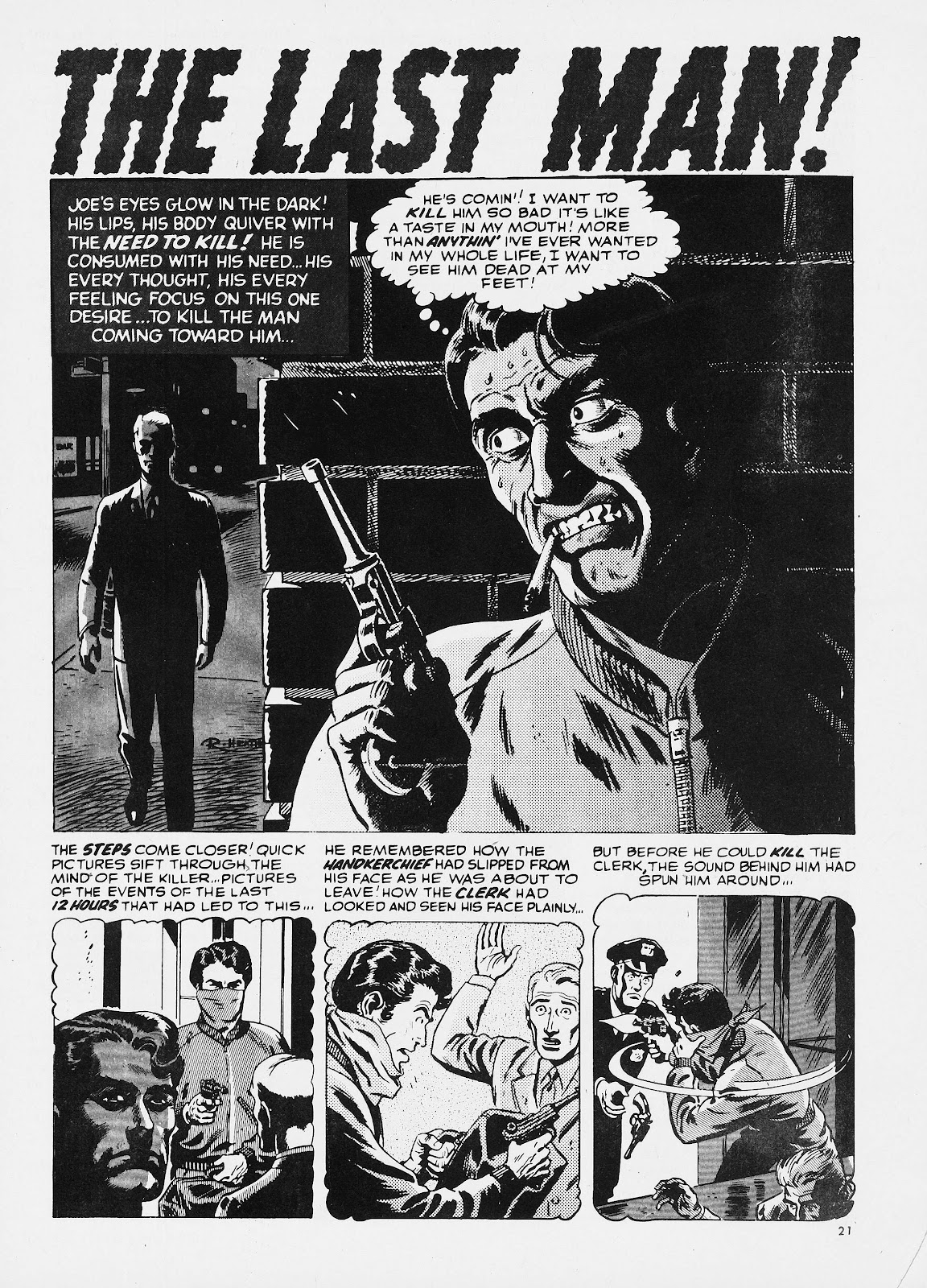 Haunt of Horror issue 1 - Page 21
