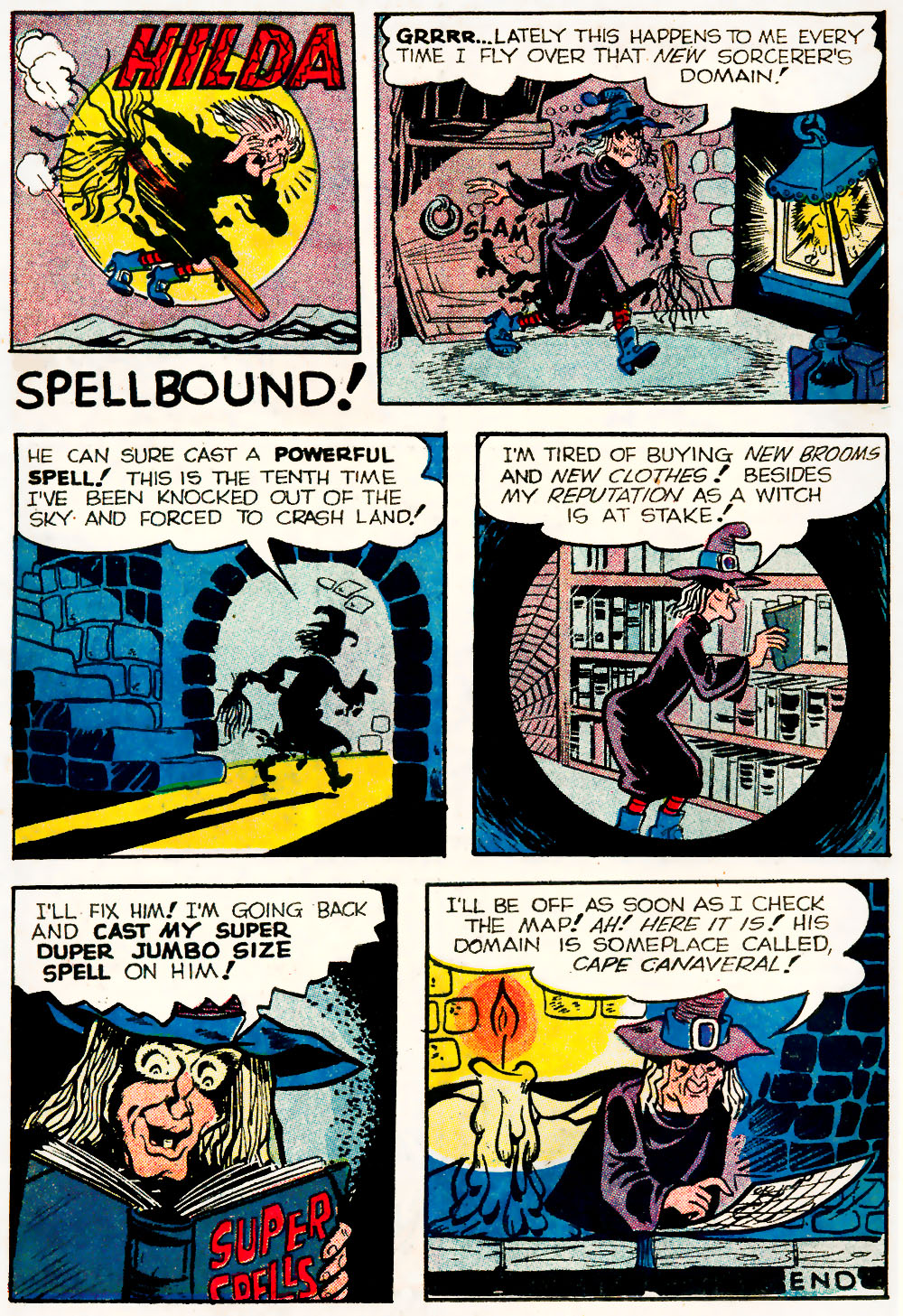 Archie's Madhouse issue 20 - Page 10