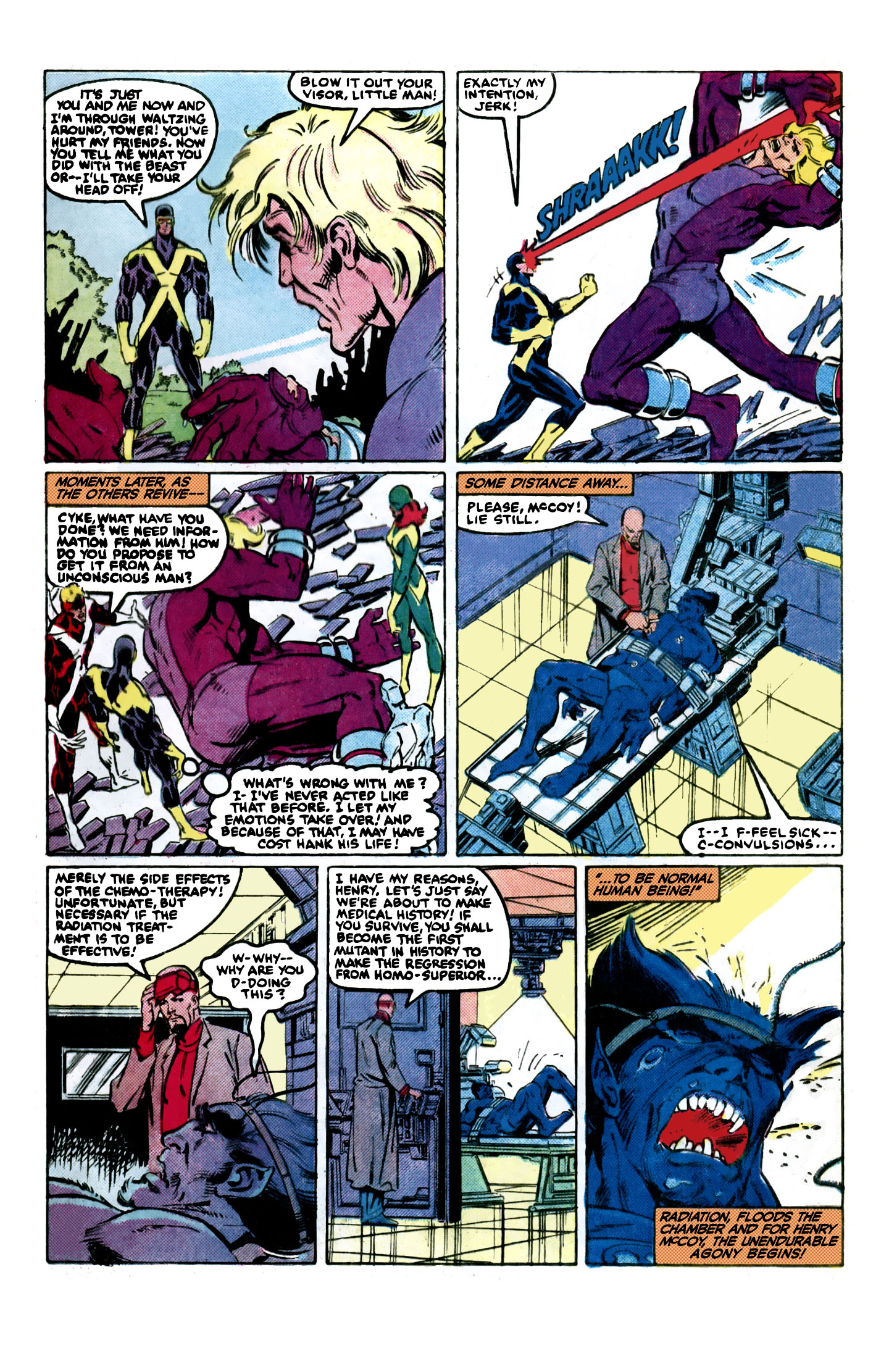 Read online X-Factor (1986) comic -  Issue #2 - 23