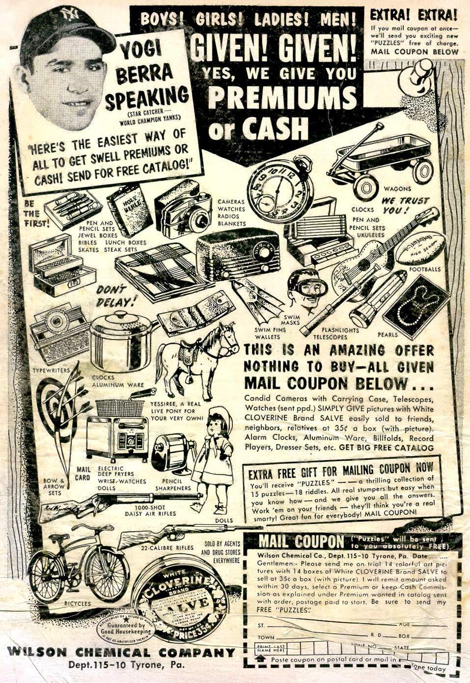Read online Adventure Comics (1938) comic -  Issue #242 - 2