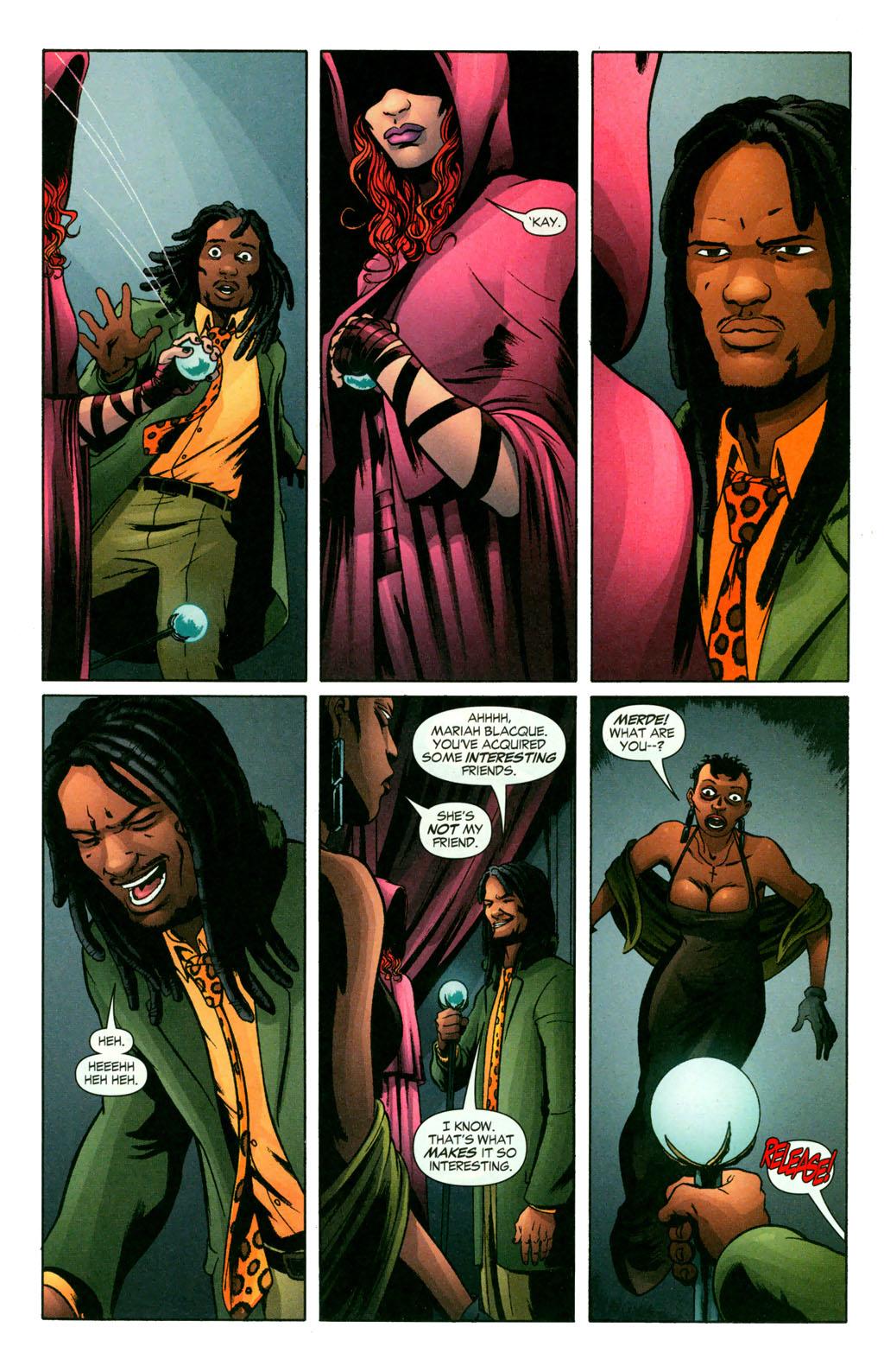 Read online Fallen Angel (2003) comic -  Issue #11 - 16