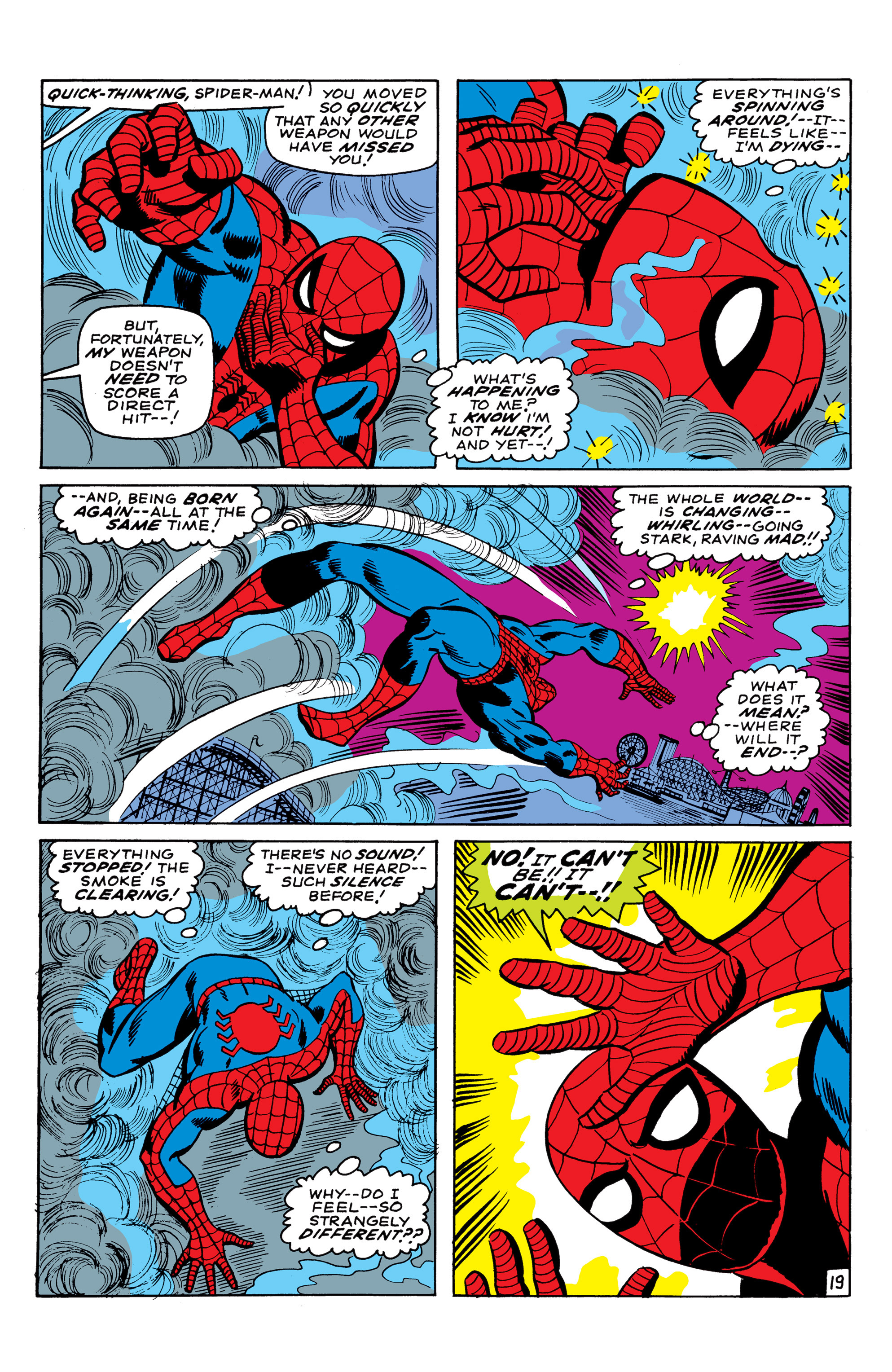 The Amazing Spider-Man (1963) 66 Page 19
