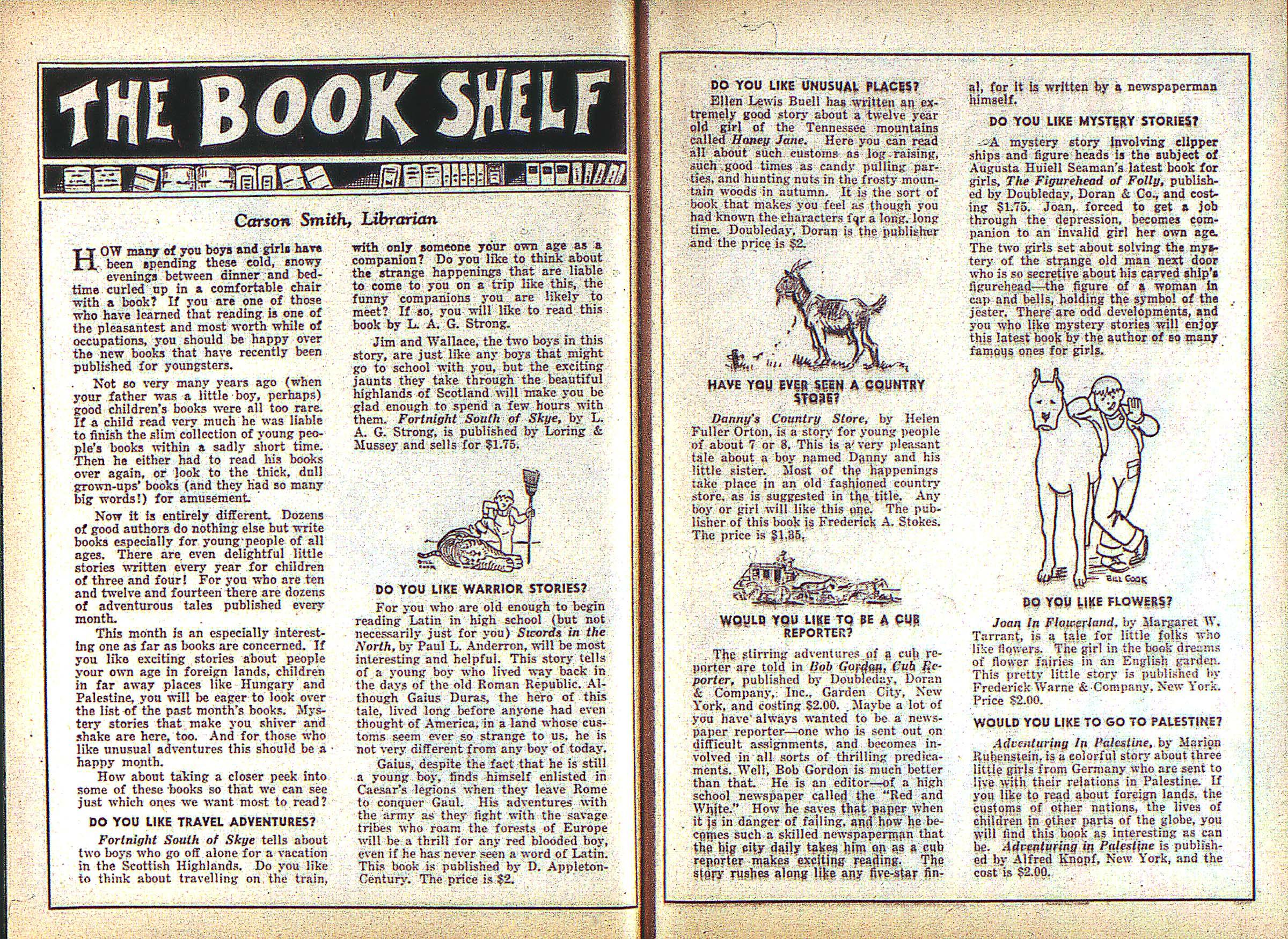 Read online Adventure Comics (1938) comic -  Issue #3 - 15