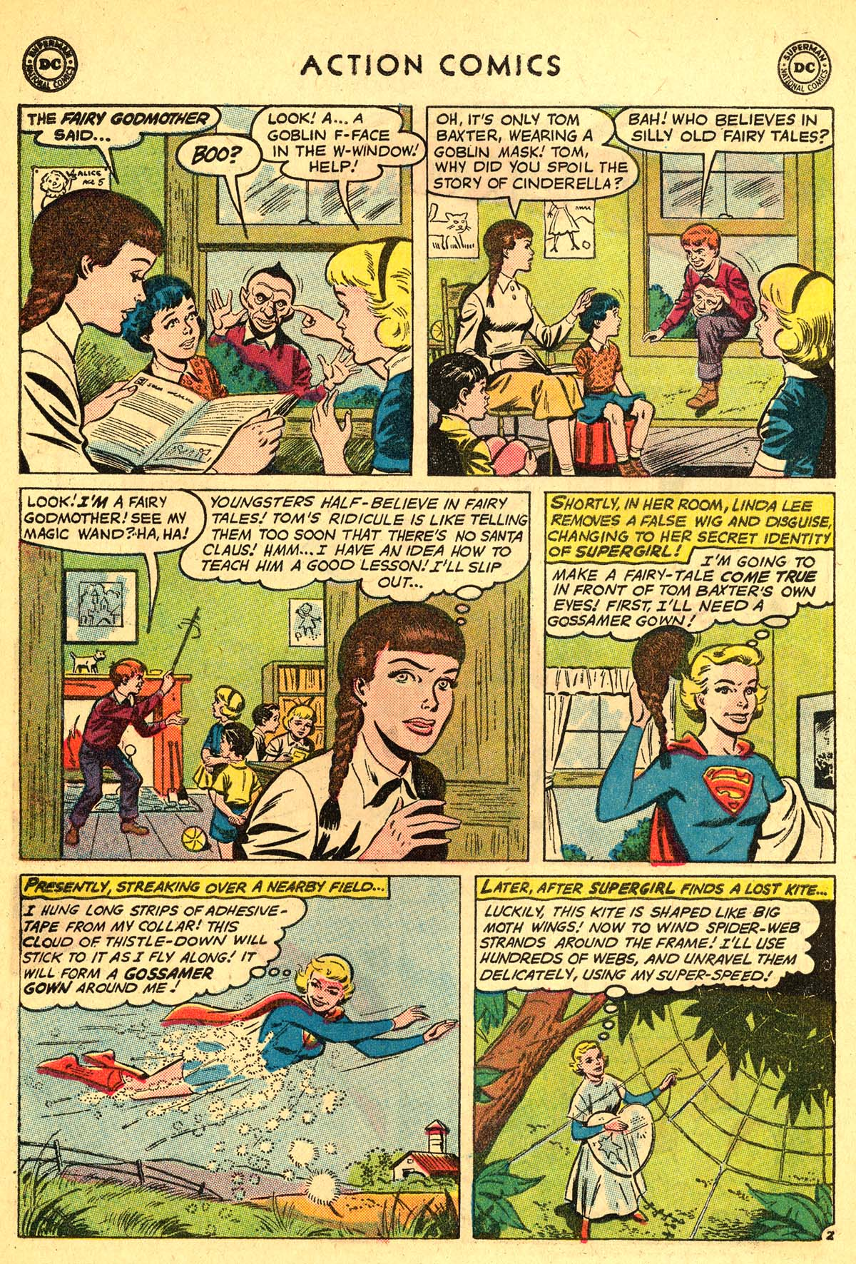 Read online Action Comics (1938) comic -  Issue #257 - 26