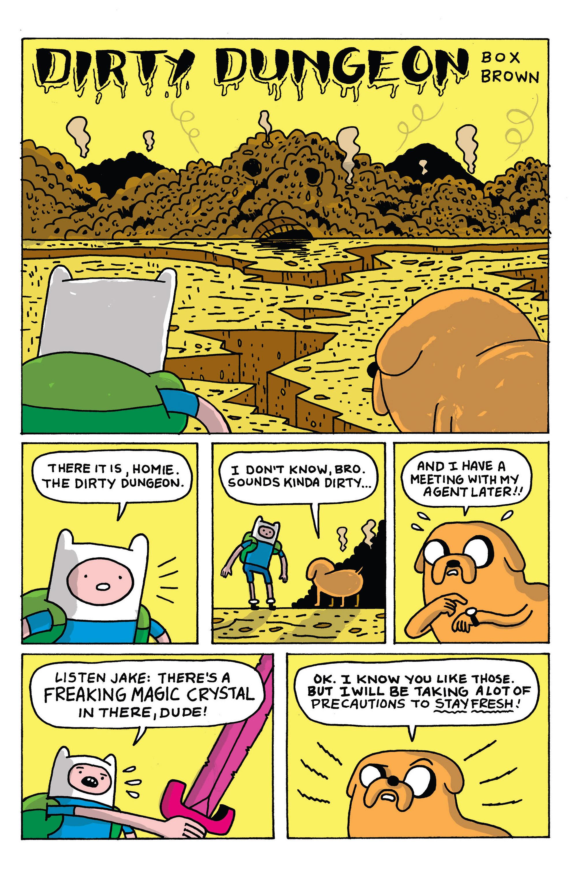 Read online Adventure Time Comics comic -  Issue #2 - 3