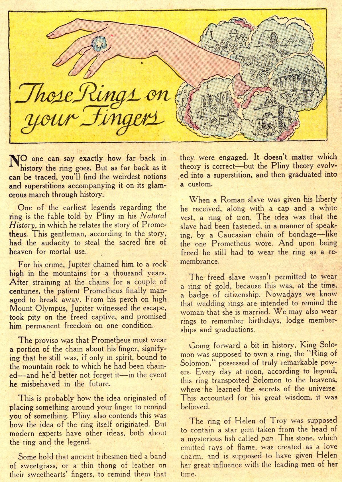 Read online Wonder Woman (1942) comic -  Issue #55 - 31
