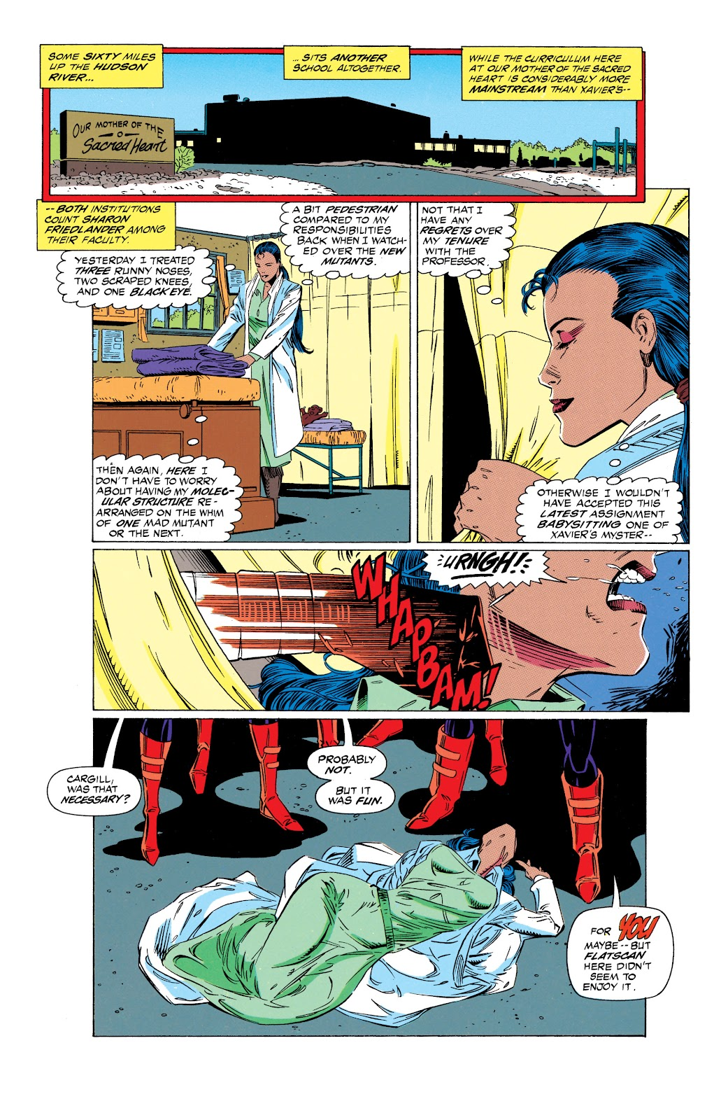 Uncanny X-Men (1963) issue 298 - Page 5