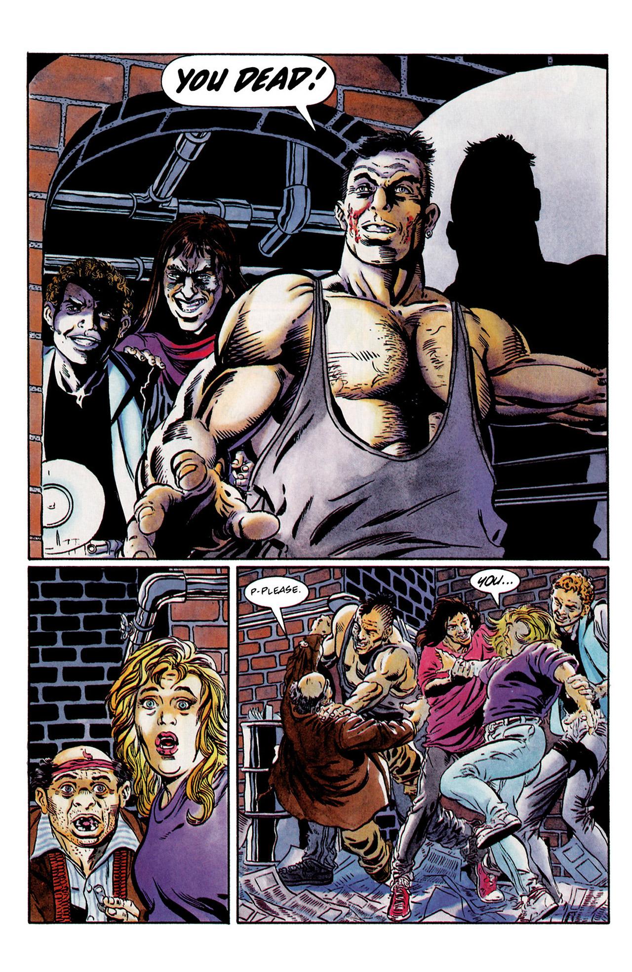 Read online Harbinger (1992) comic -  Issue #13 - 13