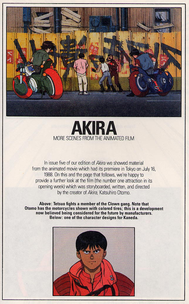 Read online Akira comic -  Issue #5 - 64