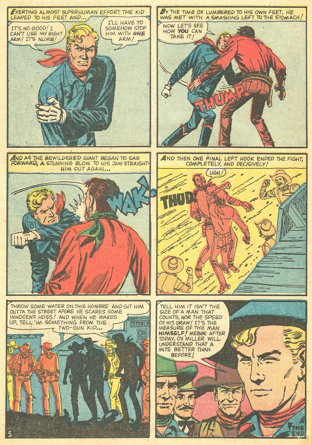 Read online Two-Gun Kid comic -  Issue #55 - 32